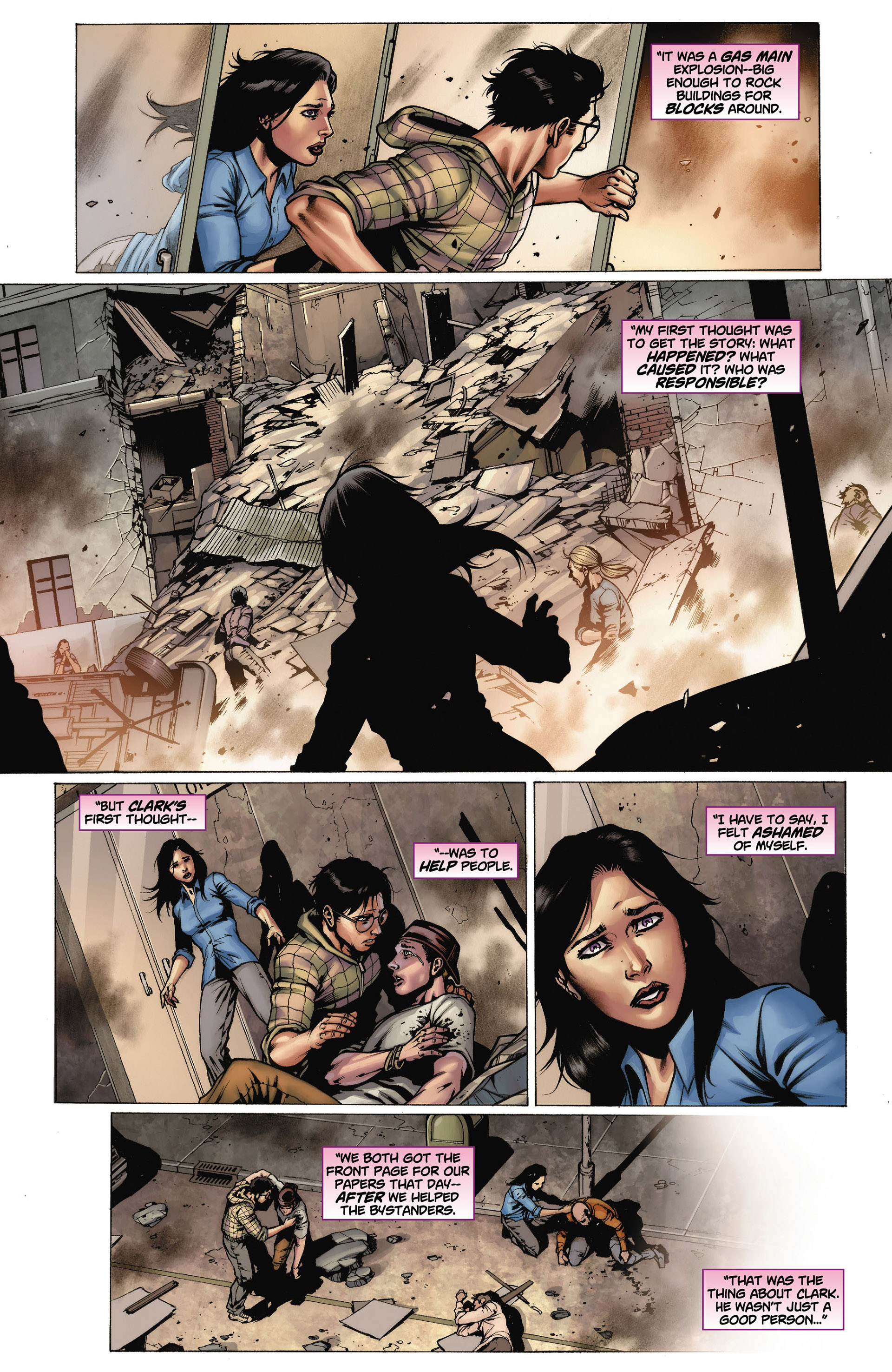 Read online Action Comics (2011) comic -  Issue #10 - 26