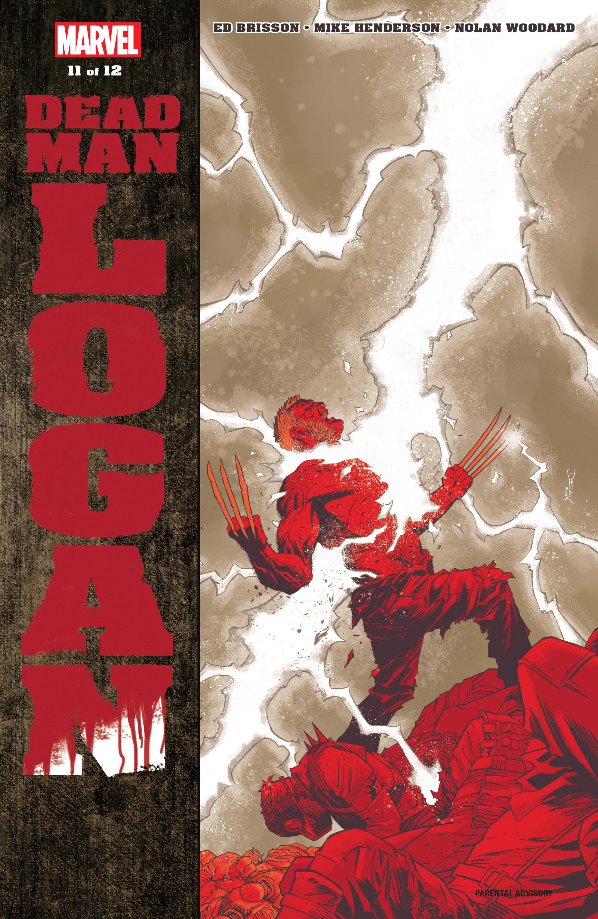 Dead Man Logan 11 Page 1