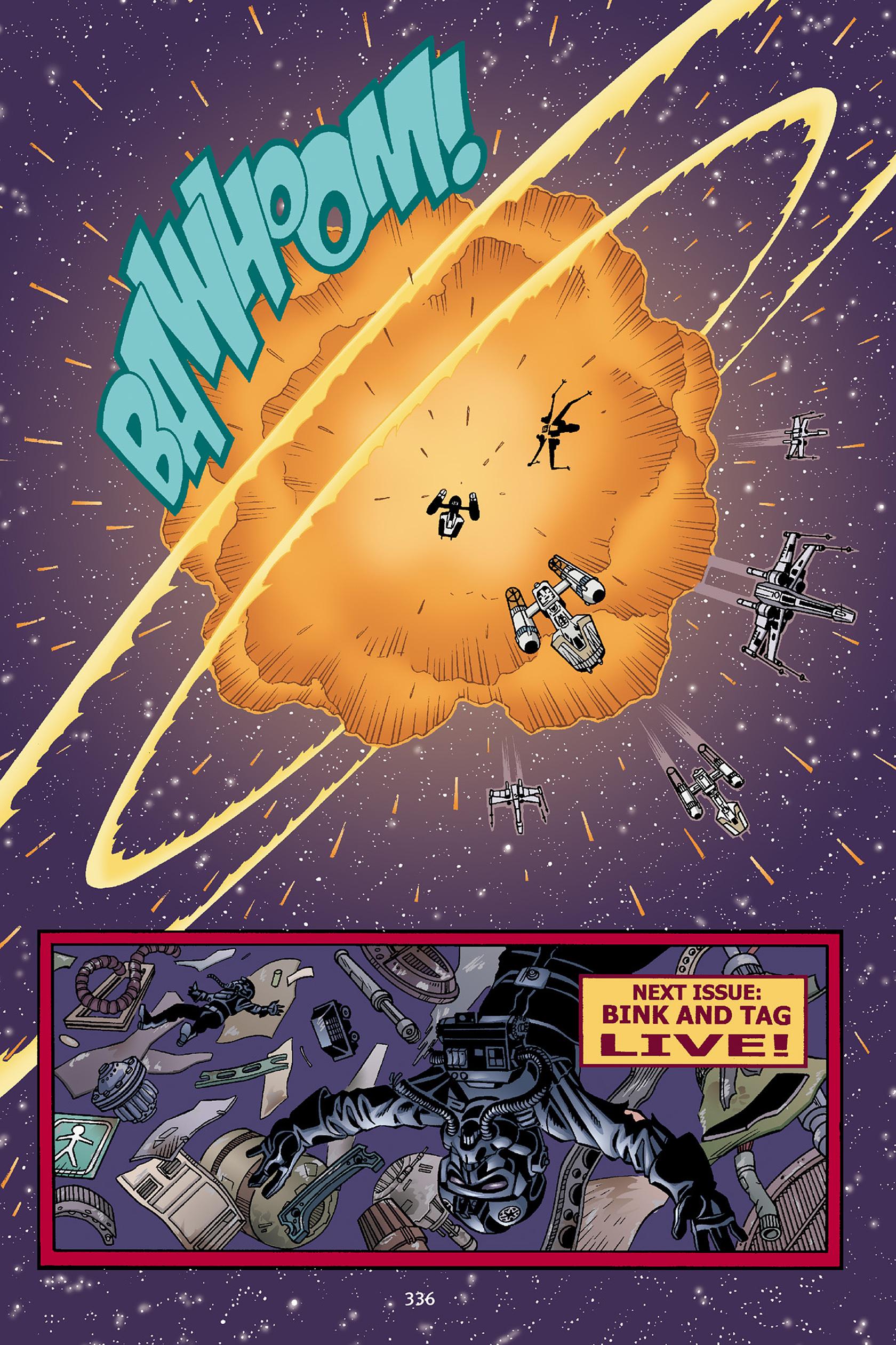 Read online Star Wars Omnibus comic -  Issue # Vol. 30 - 331