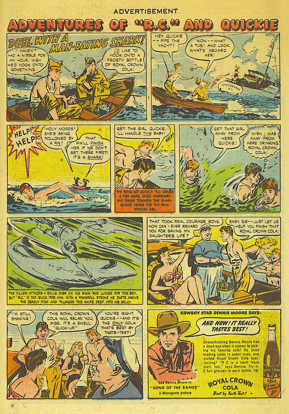 Read online Sensation (Mystery) Comics comic -  Issue #42 - 15
