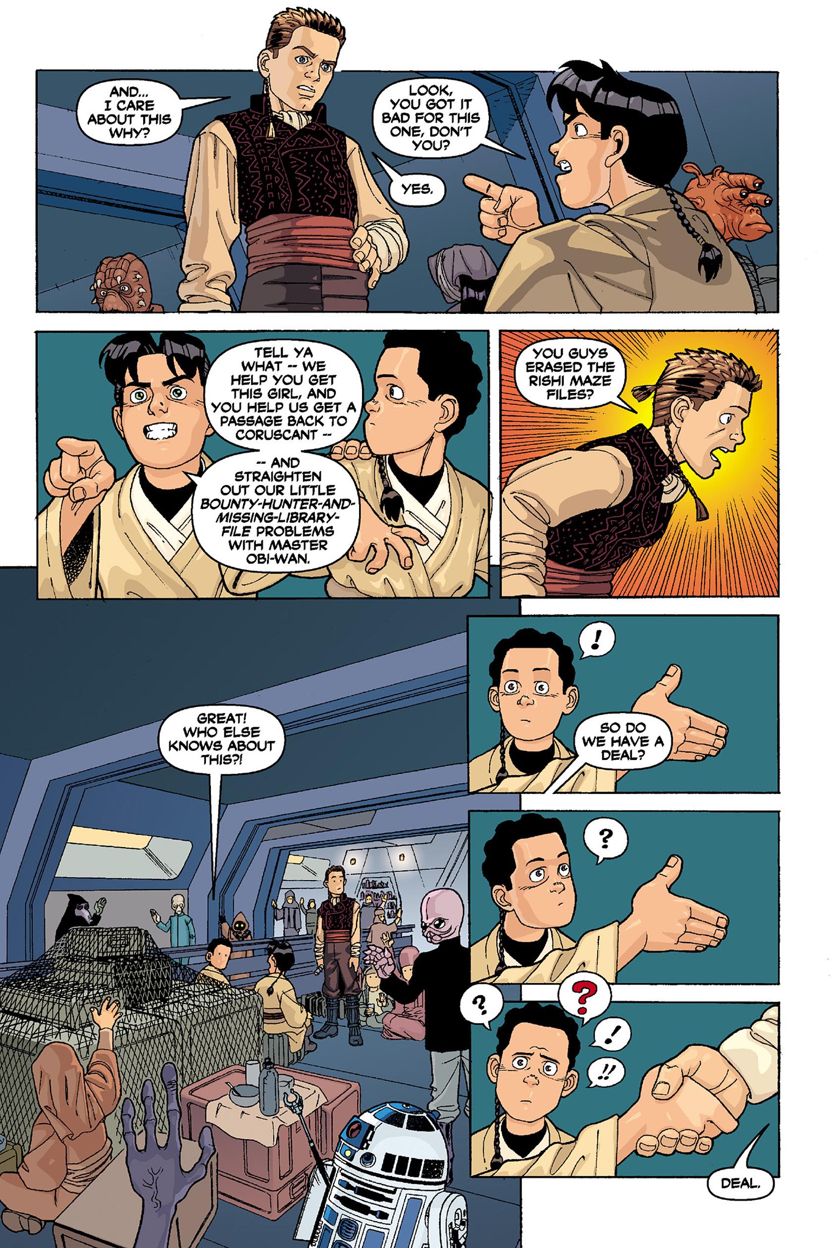 Read online Star Wars Omnibus comic -  Issue # Vol. 30 - 393