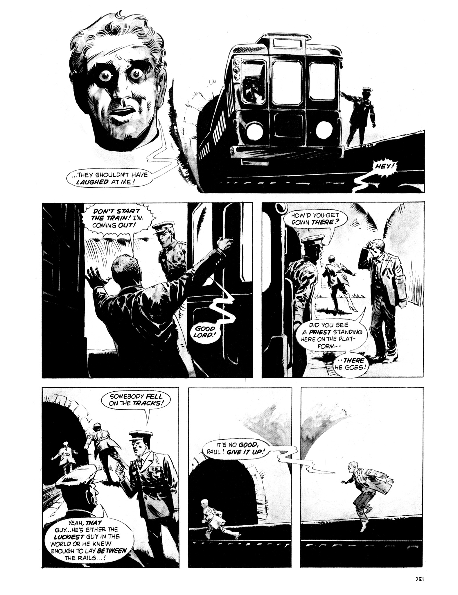 Read online Eerie Archives comic -  Issue # TPB 18 - 260