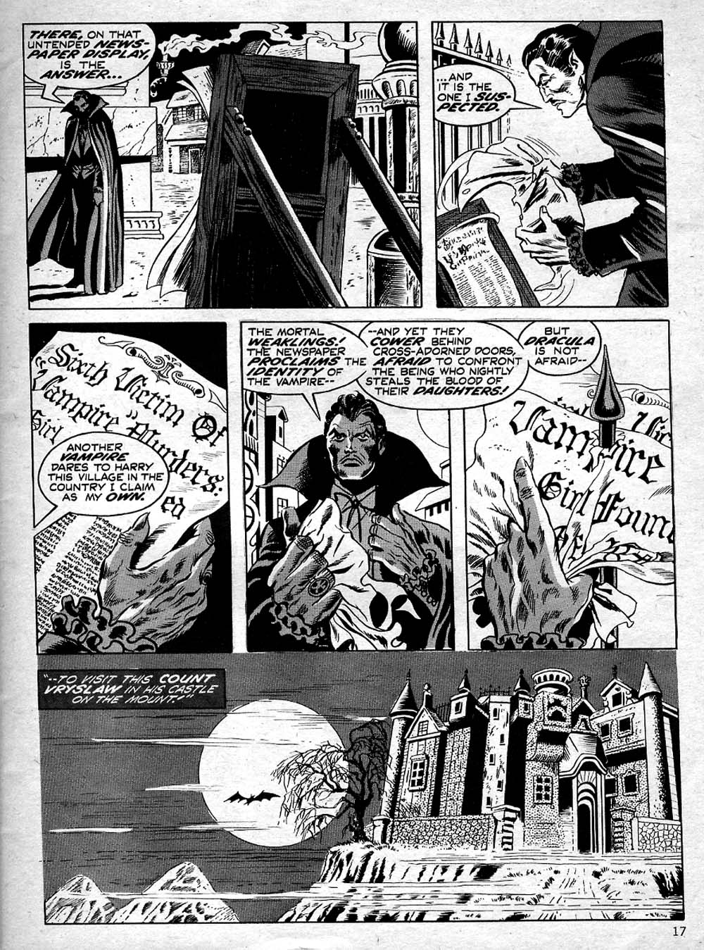 Dracula Lives issue 9 - Page 17