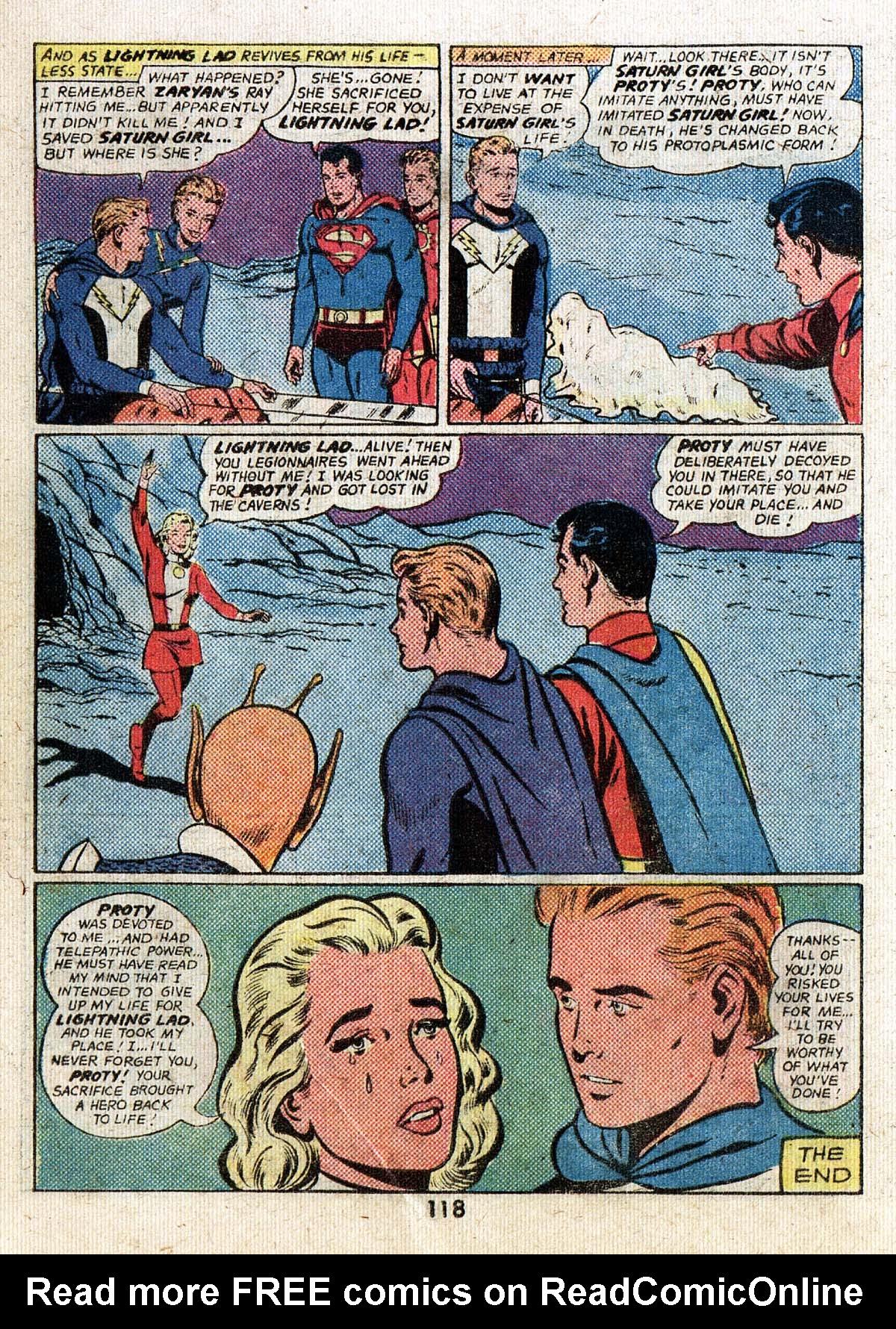 Read online Adventure Comics (1938) comic -  Issue #500 - 118