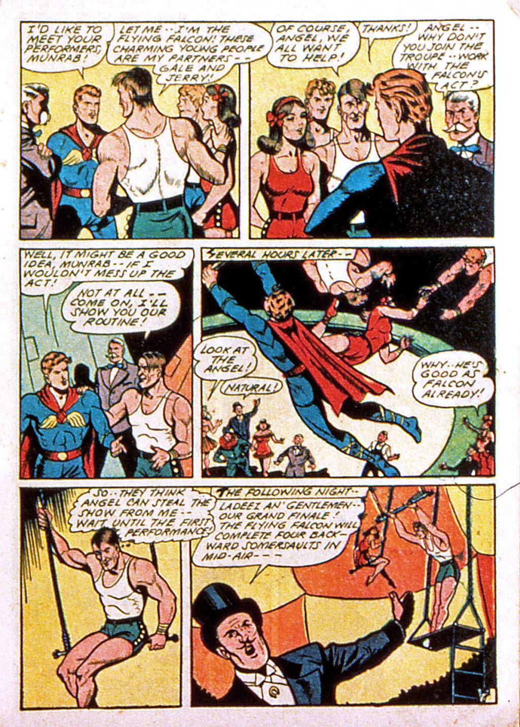 Read online Mystic Comics (1944) comic -  Issue #1 - 9