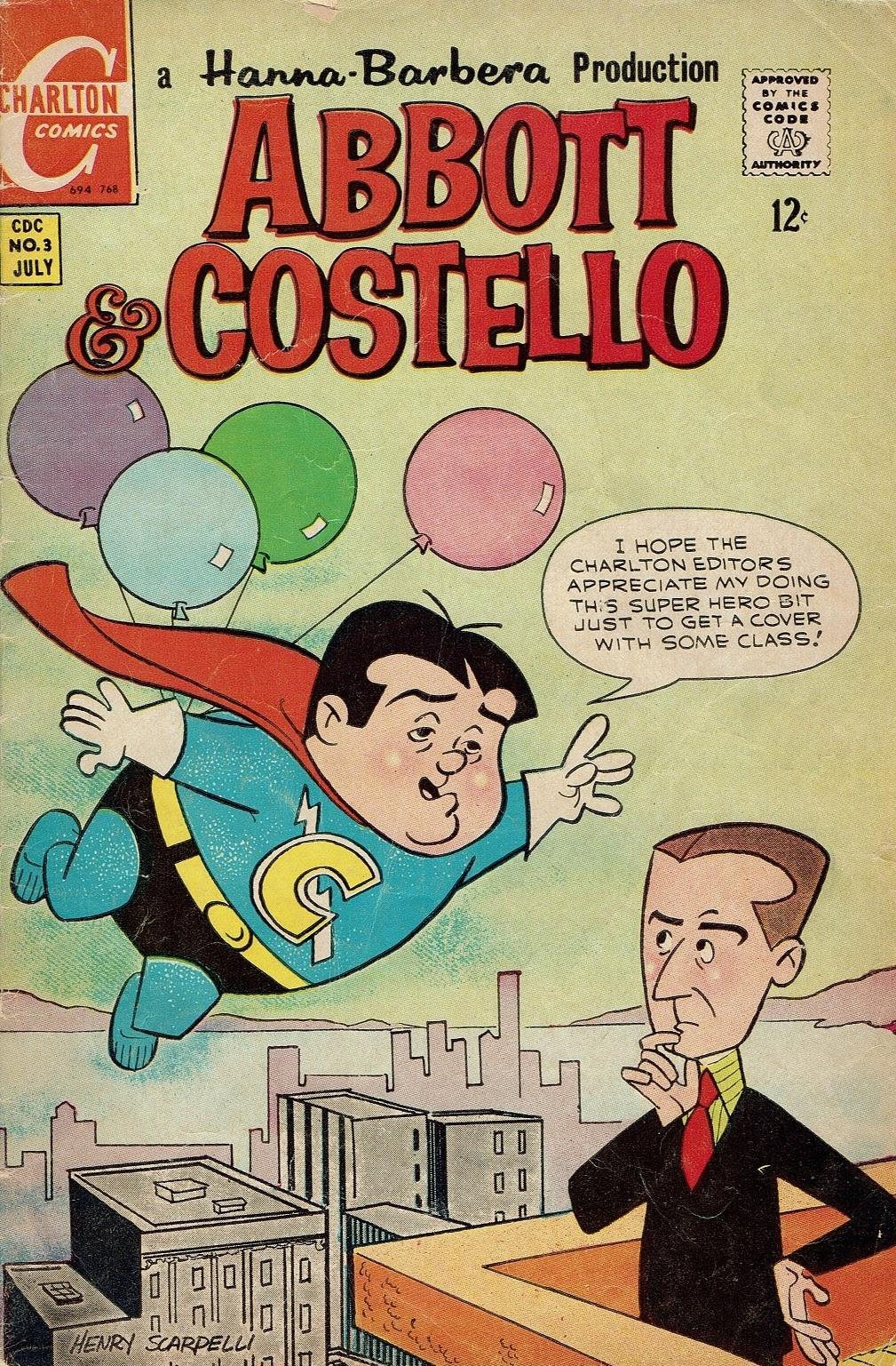 Abbott & Costello 3 Page 1