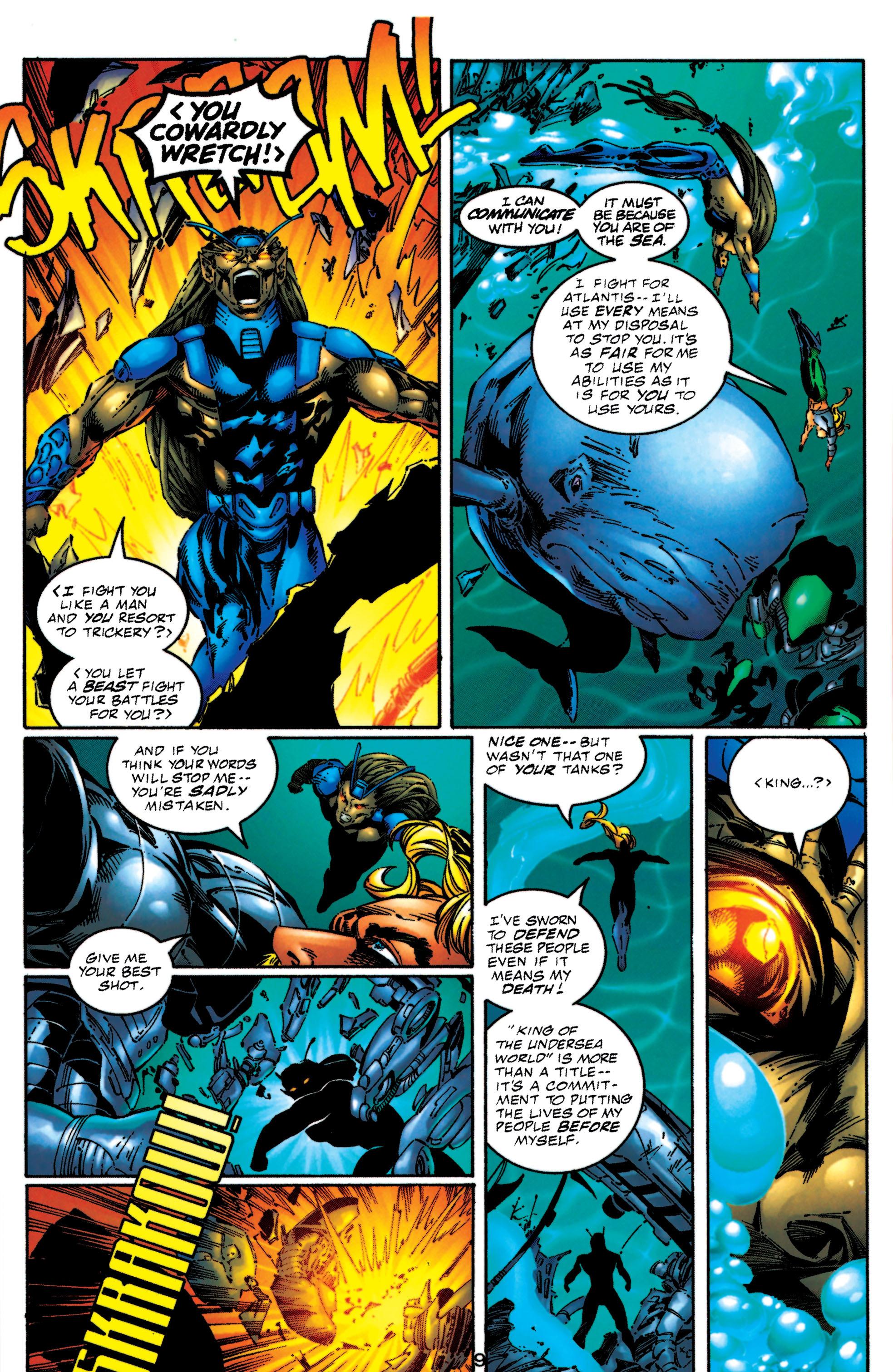 Read online Aquaman (1994) comic -  Issue #51 - 9