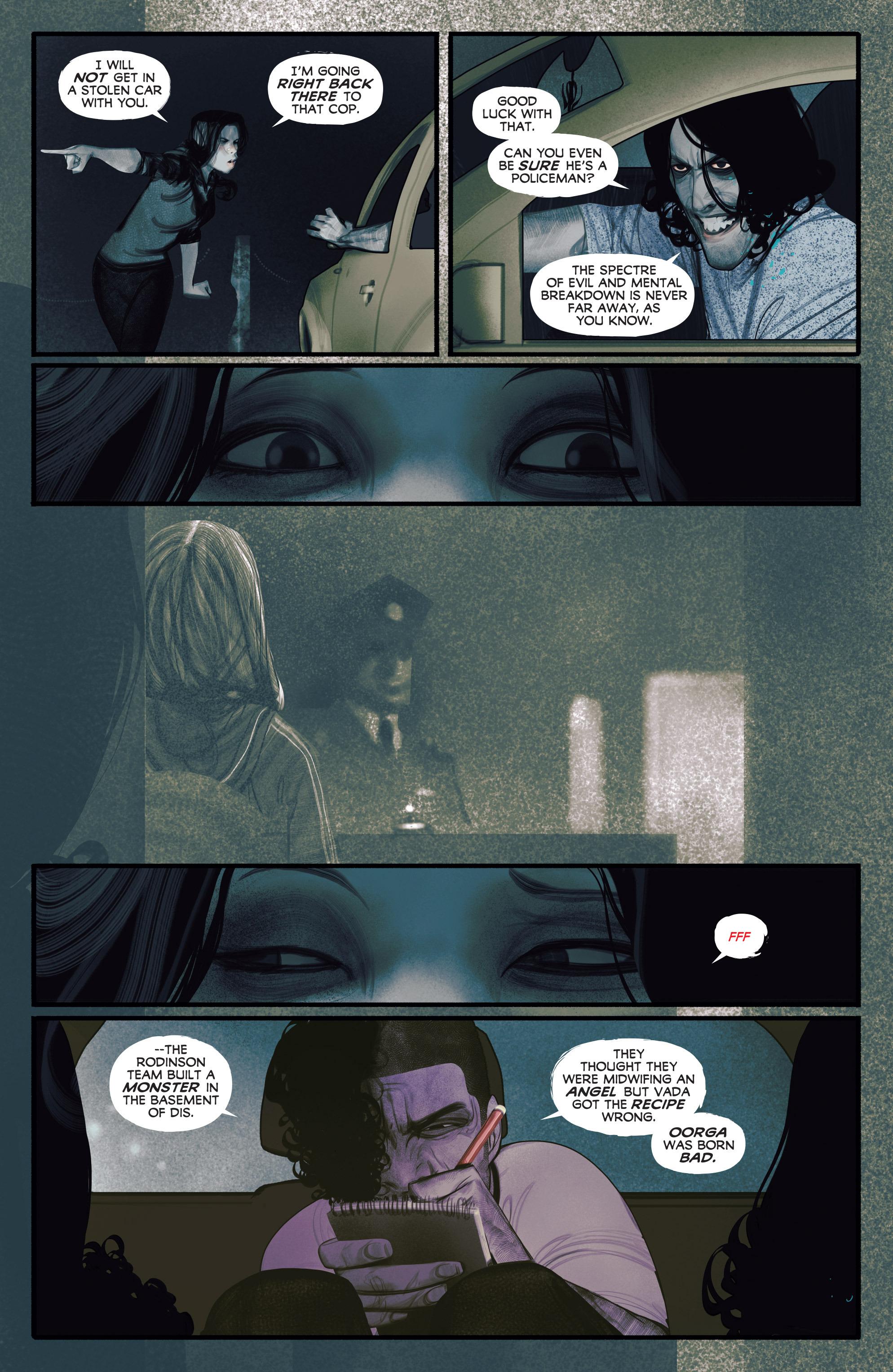 Read online Annihilator comic -  Issue #5 - 7