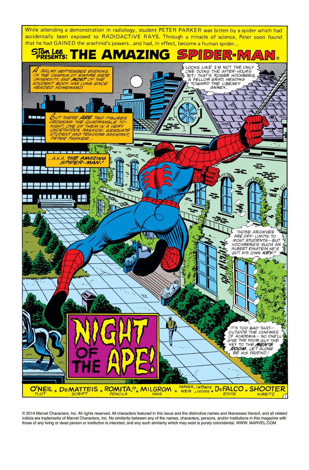 The Amazing Spider-Man (1963) 223 Page 1
