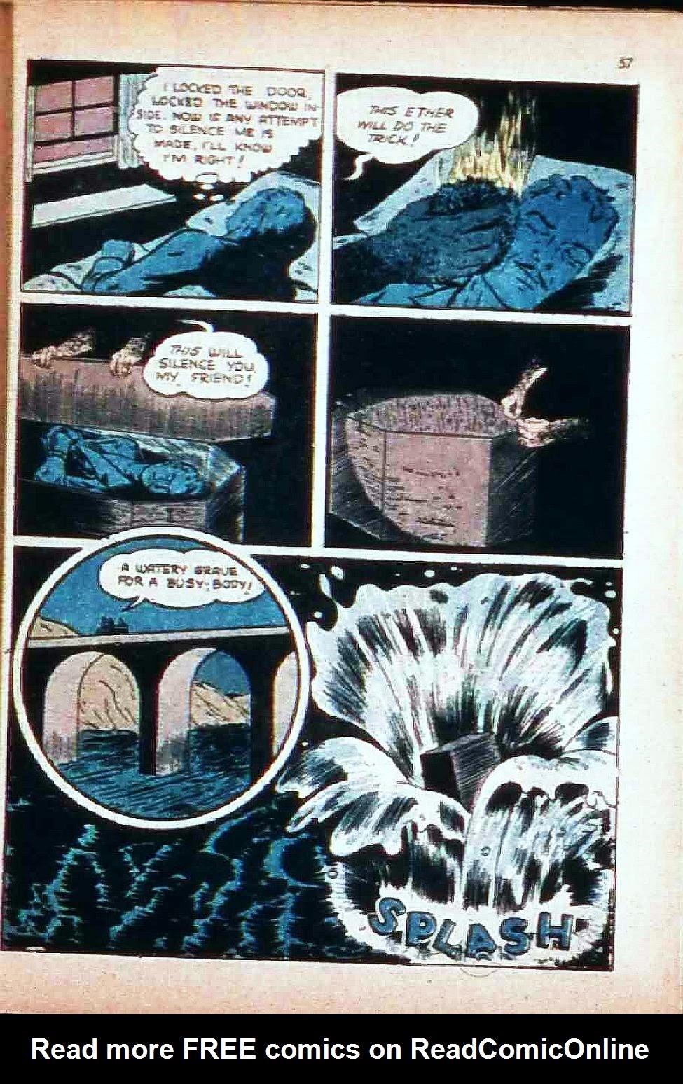 Read online Super-Magician Comics comic -  Issue #17 - 56