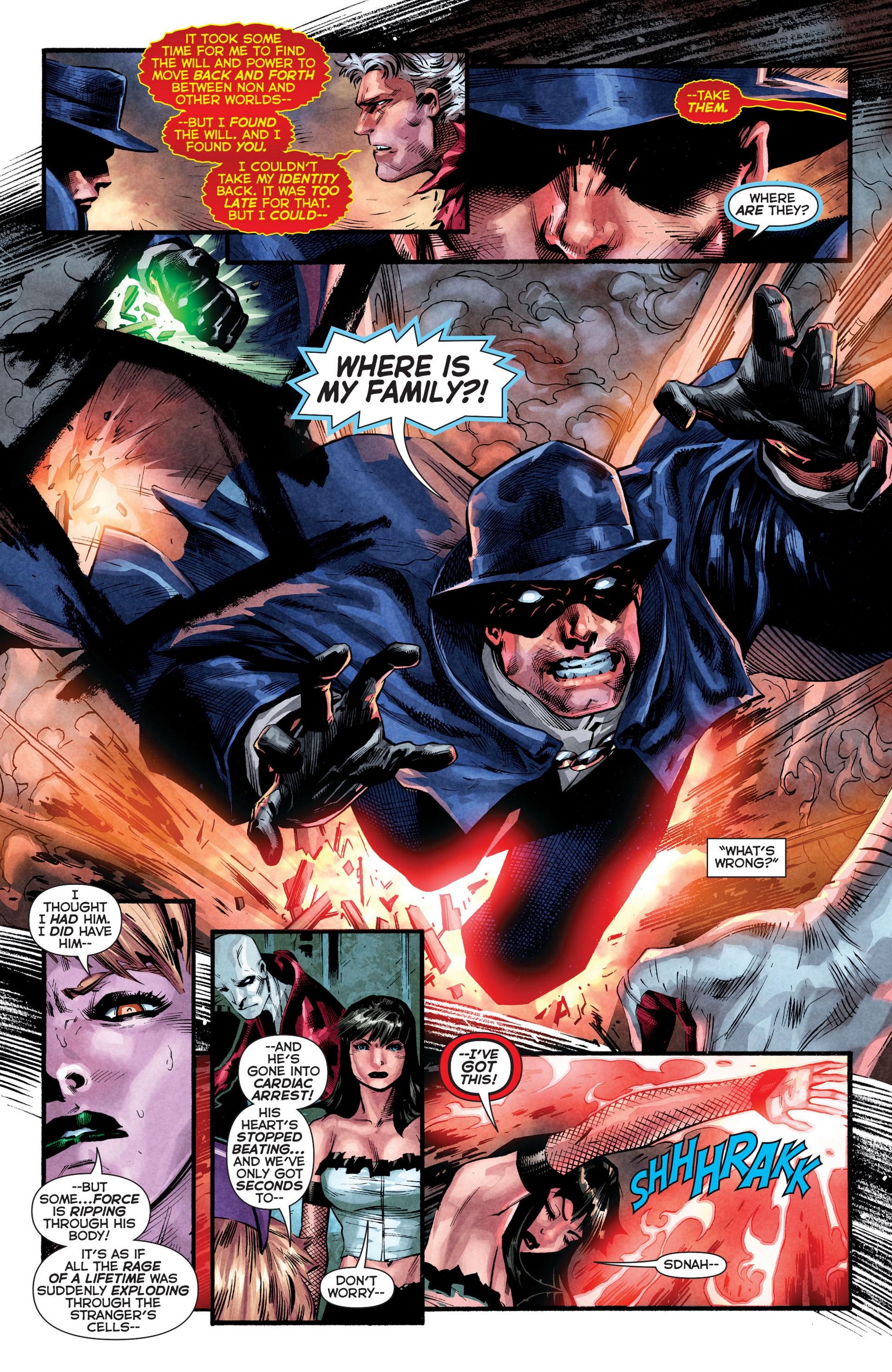 Read online Trinity of Sin: The Phantom Stranger comic -  Issue #8 - 18