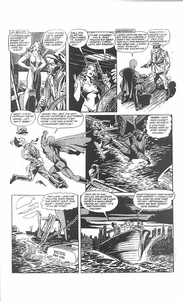 Read online Golden-Age Men of Mystery comic -  Issue #4 - 35