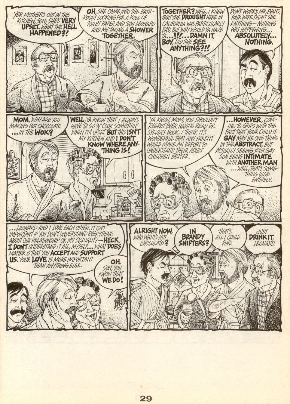 Gay Comix (Gay Comics) issue _Special_1 - Page 32