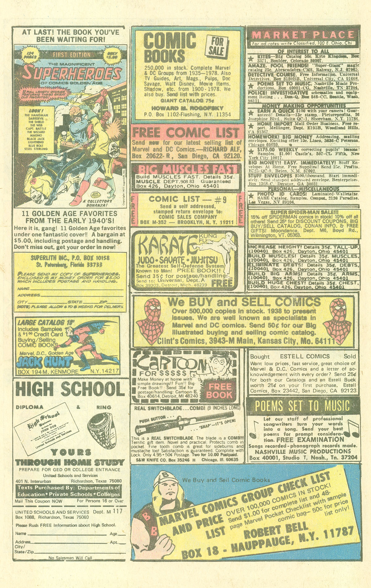 Read online Sgt. Fury comic -  Issue #143 - 6