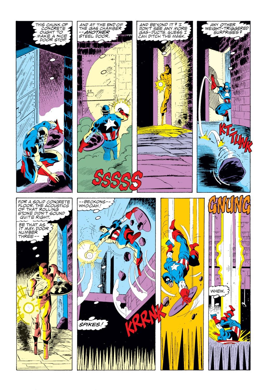 Read online Captain America (1968) comic -  Issue # _Annual 8 - 12