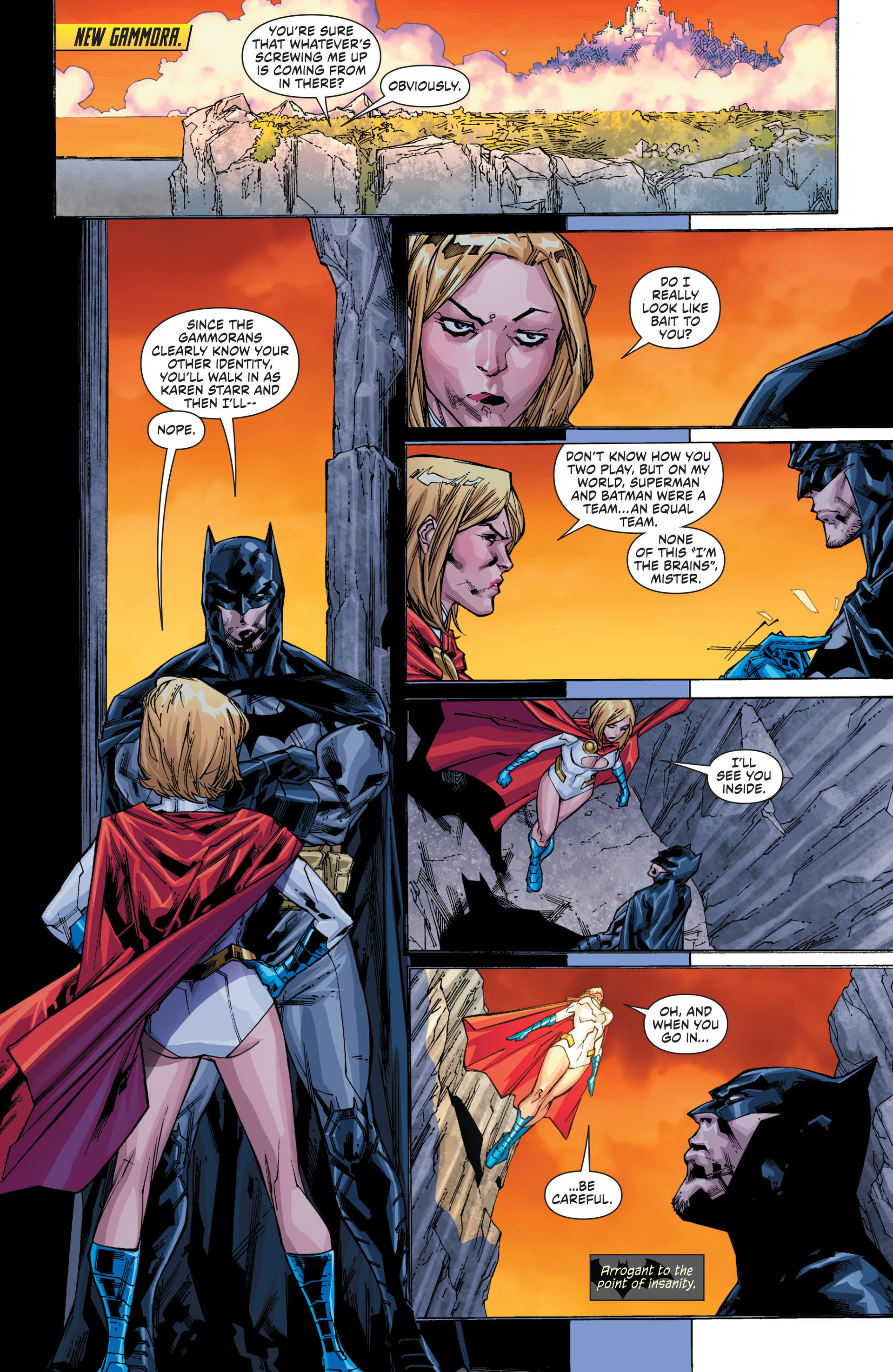 Read online Worlds' Finest comic -  Issue #20 - 11