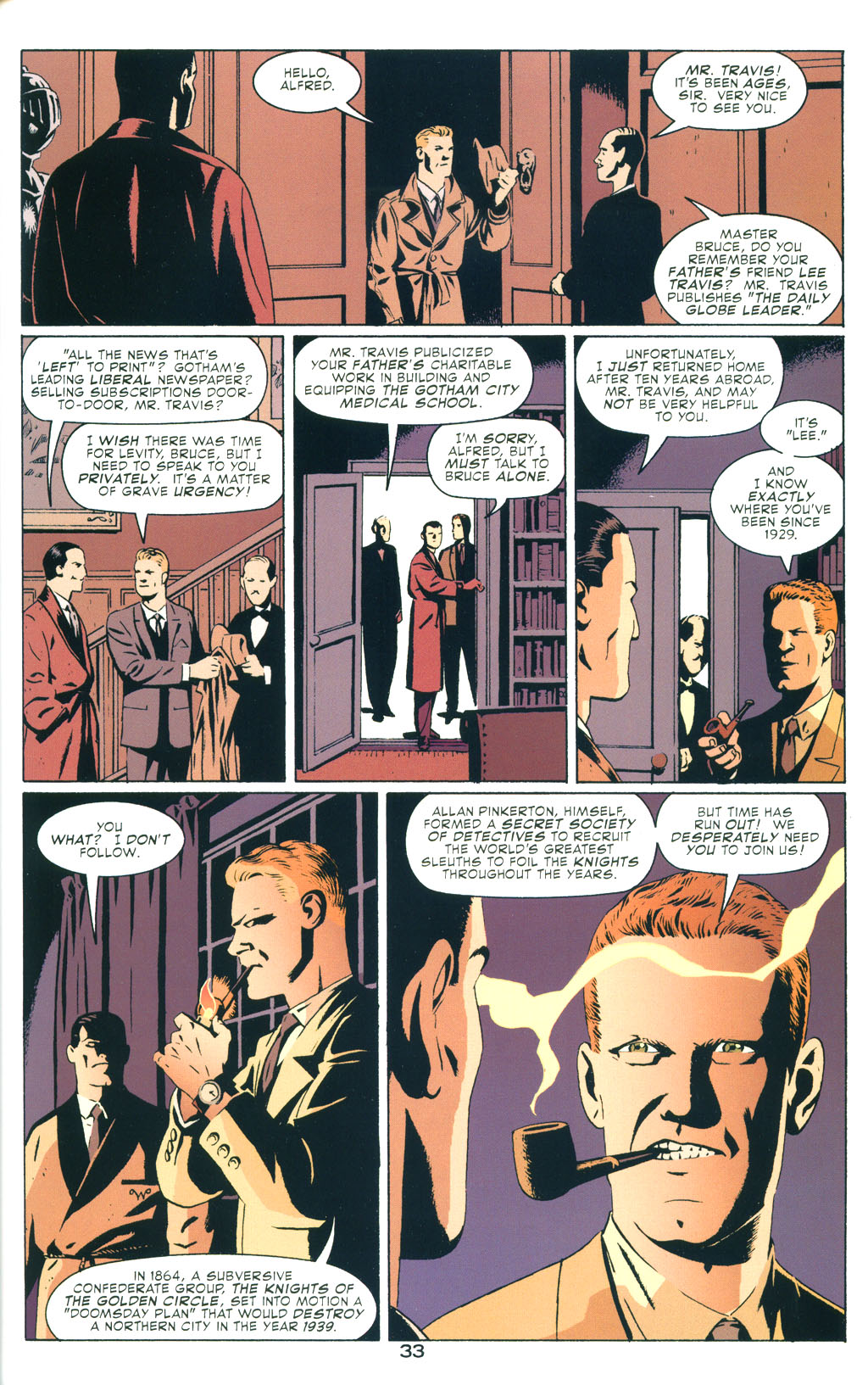 Read online Batman: Detective #27 comic -  Issue #27 TPB - 39