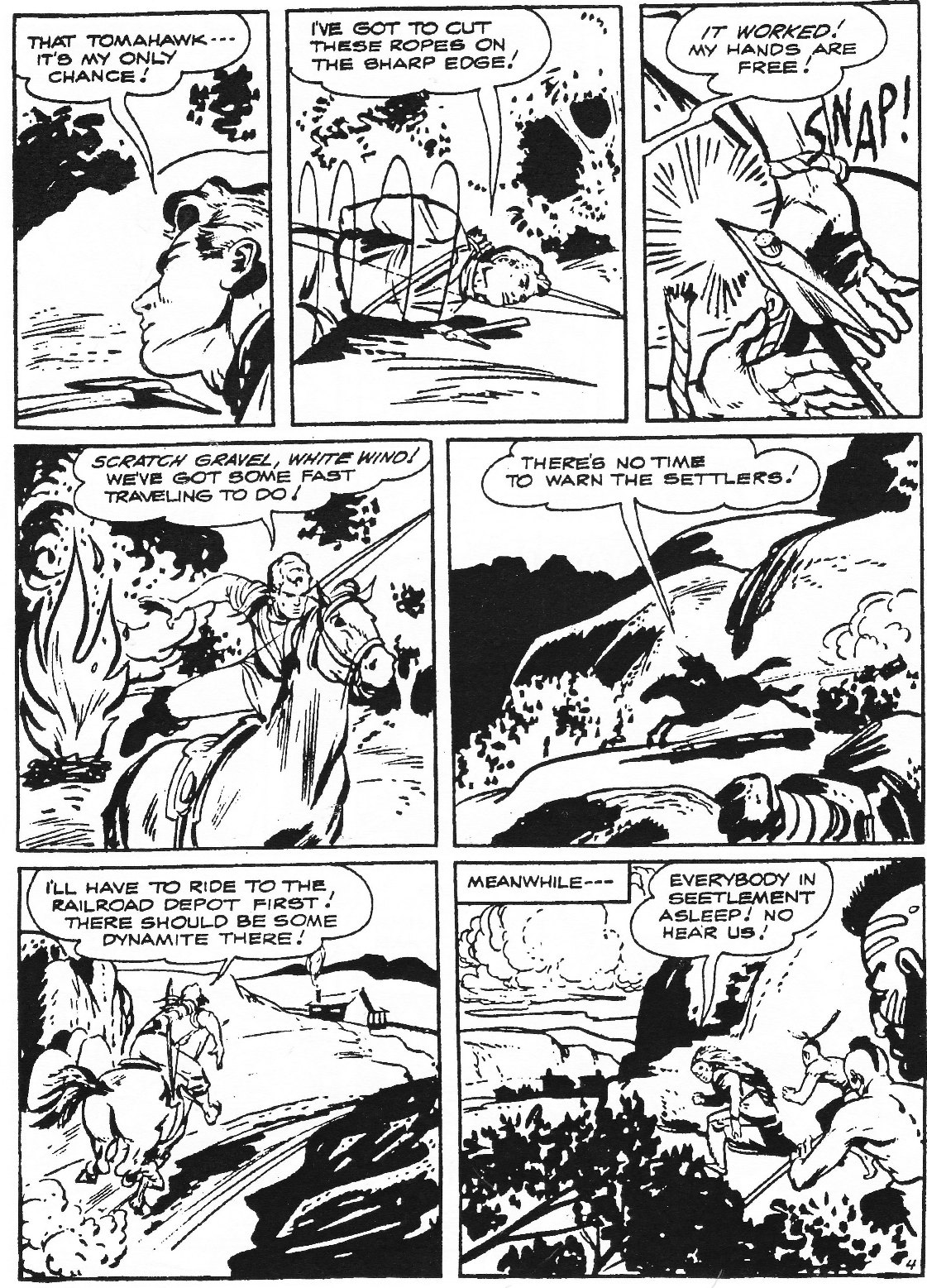 Read online Men of Mystery Comics comic -  Issue #65 - 54