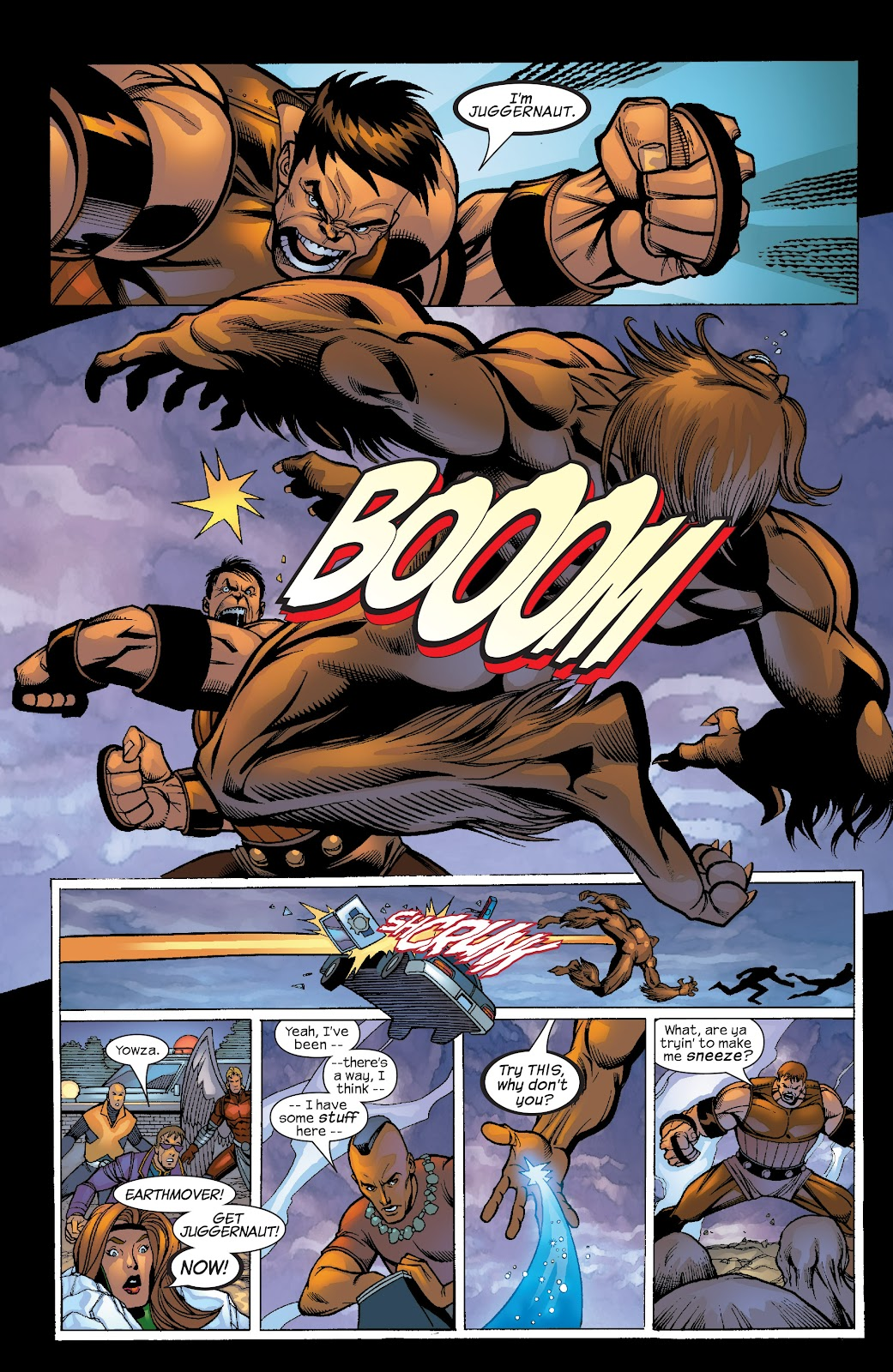 Read online X-Men: Unstoppable comic -  Issue # TPB (Part 4) - 58