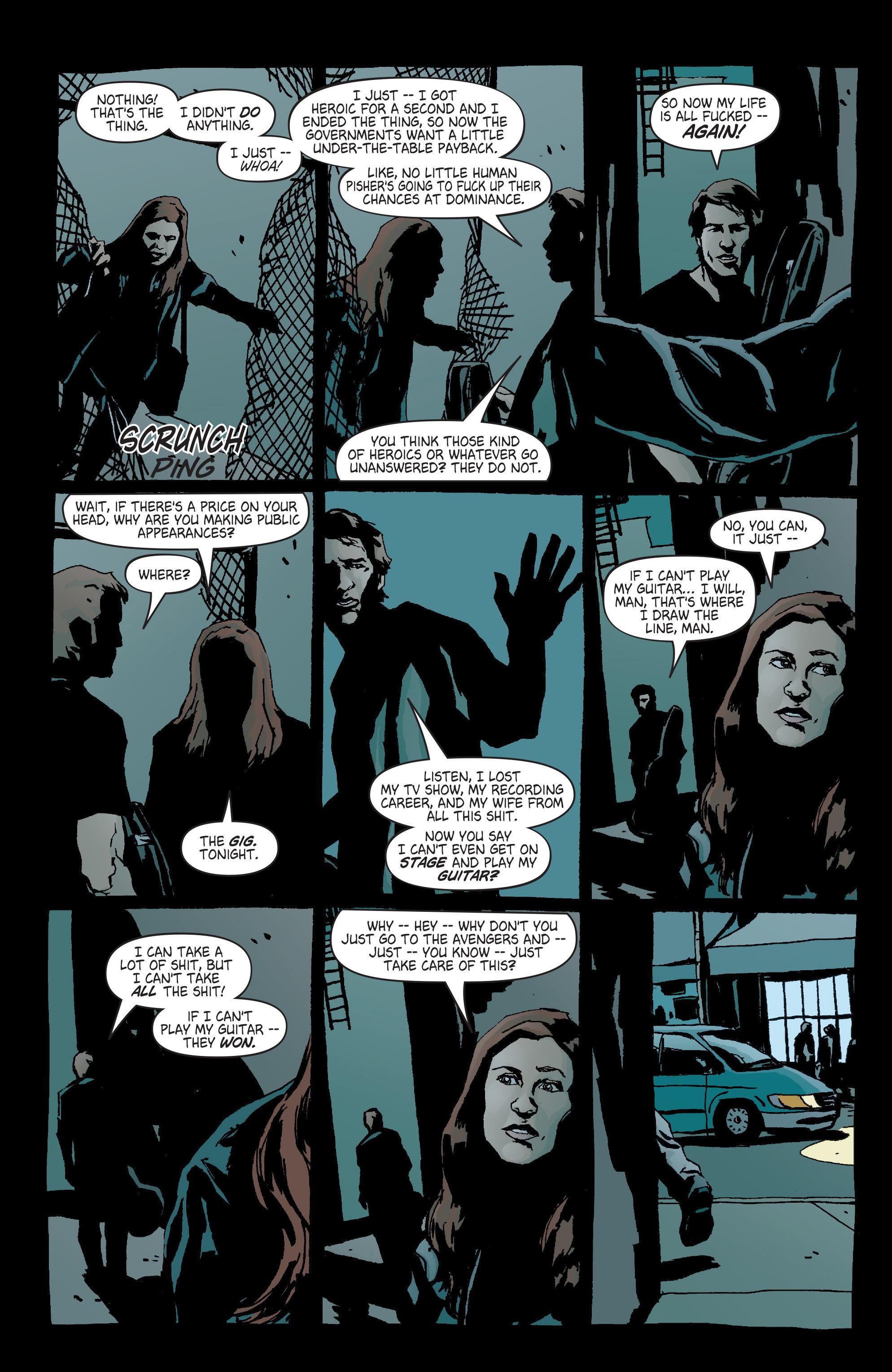 Read online Alias comic -  Issue #8 - 13