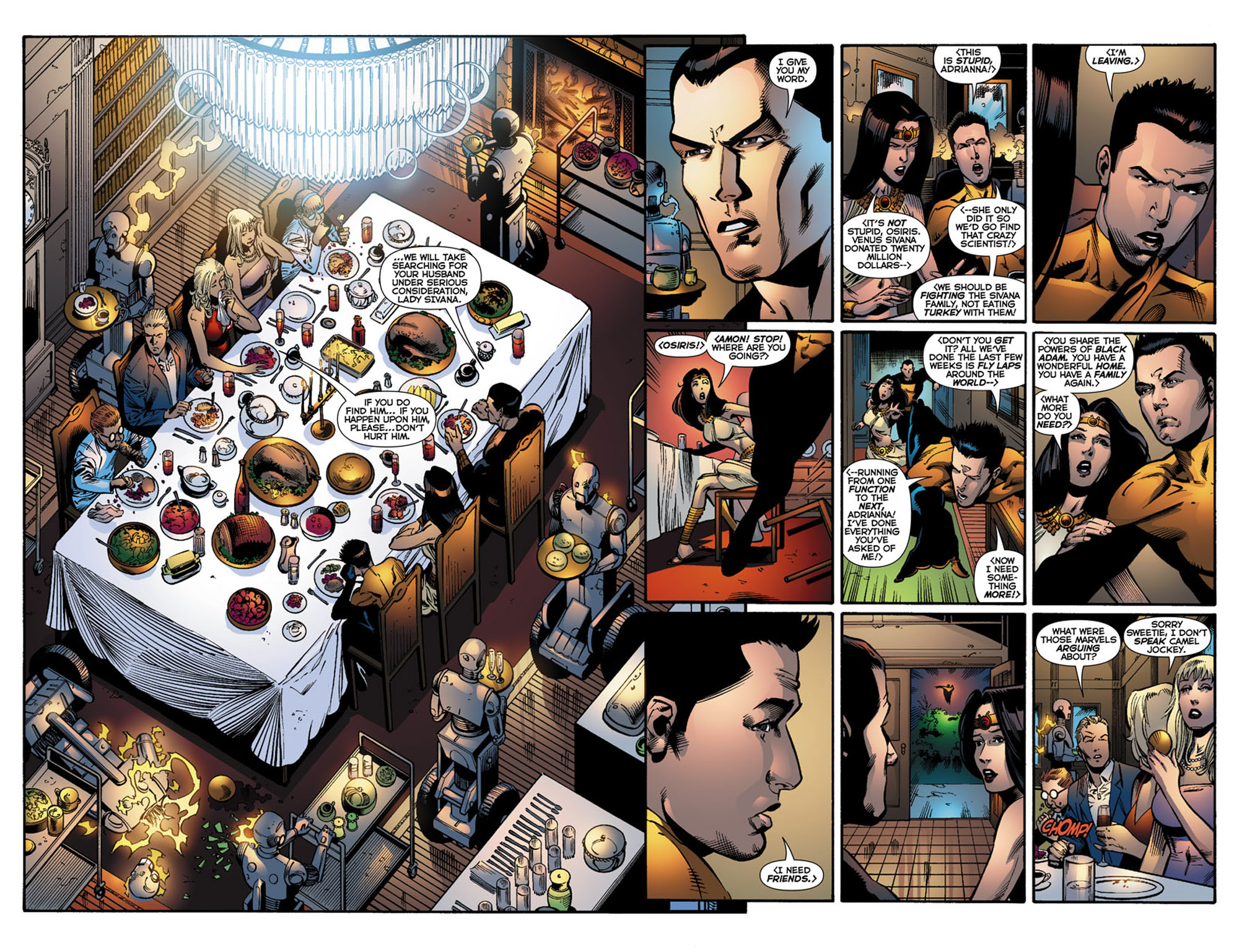 Read online 52 comic -  Issue #26 - 16
