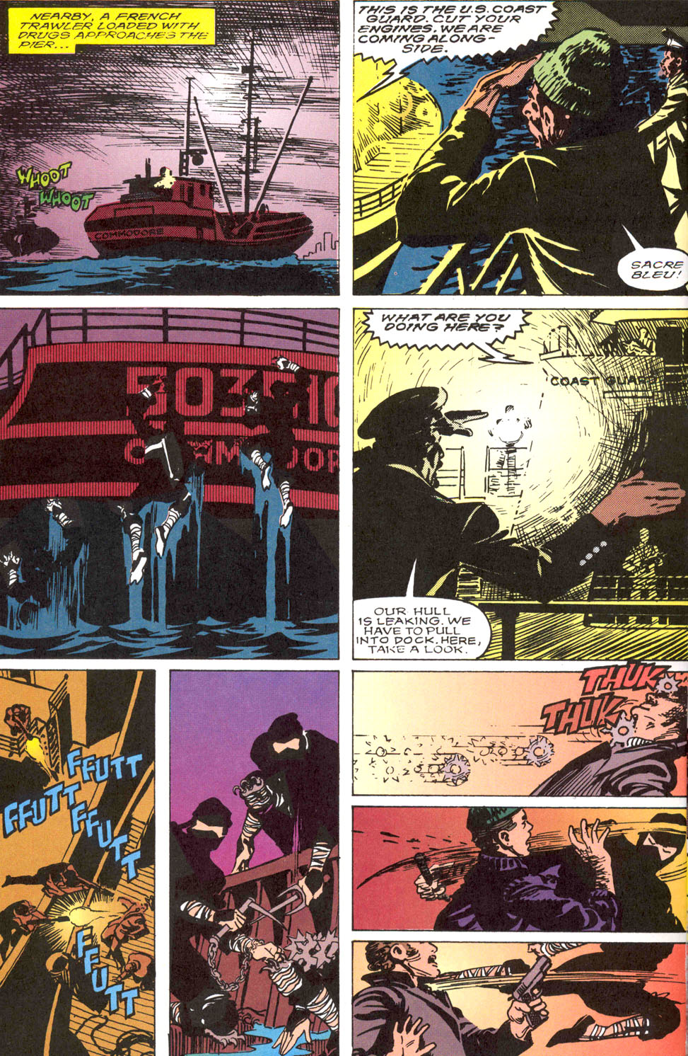 The Punisher Movie Special issue Full - Page 26