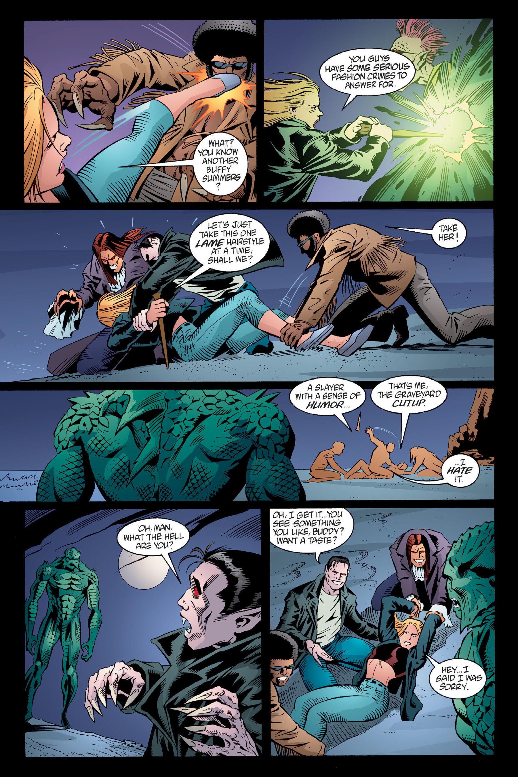 Read online Buffy the Vampire Slayer: Omnibus comic -  Issue # TPB 4 - 228