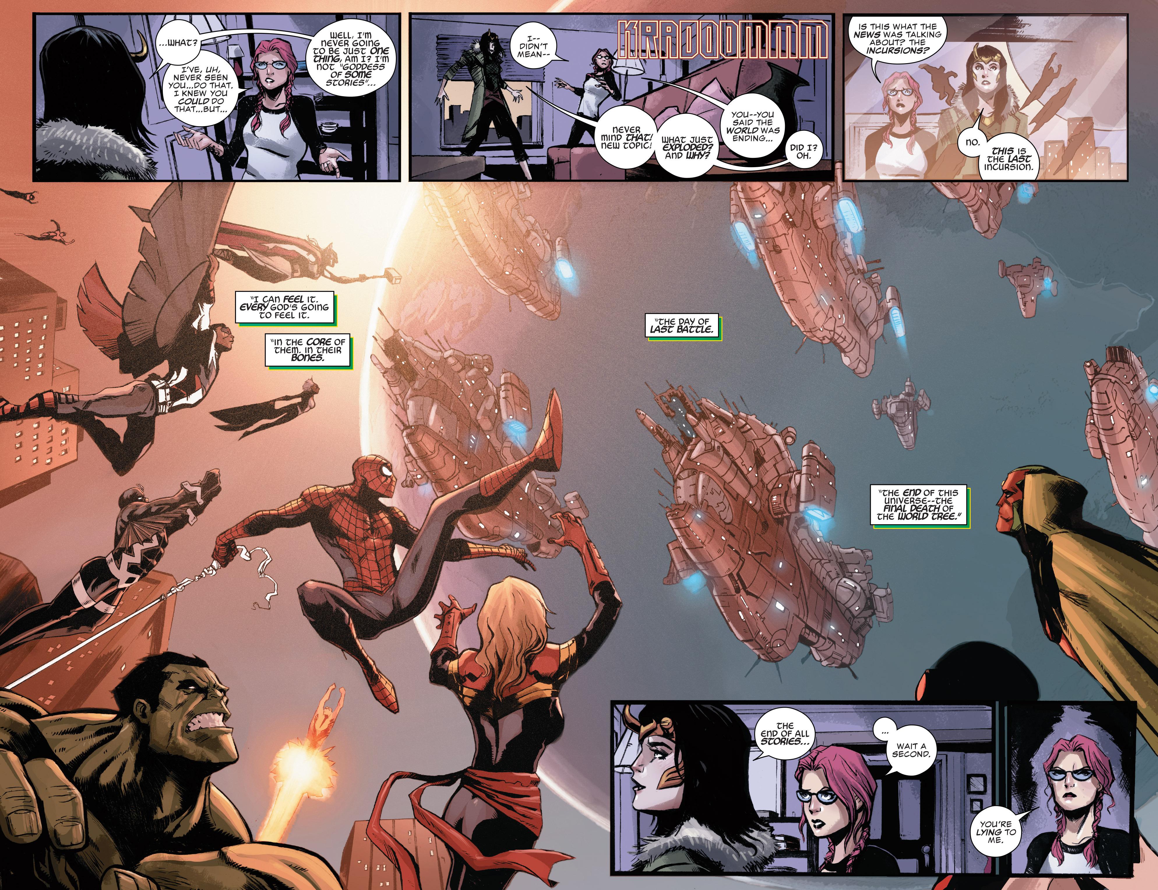 Read online Secret Wars: Last Days of the Marvel Universe comic -  Issue # TPB (Part 1) - 57