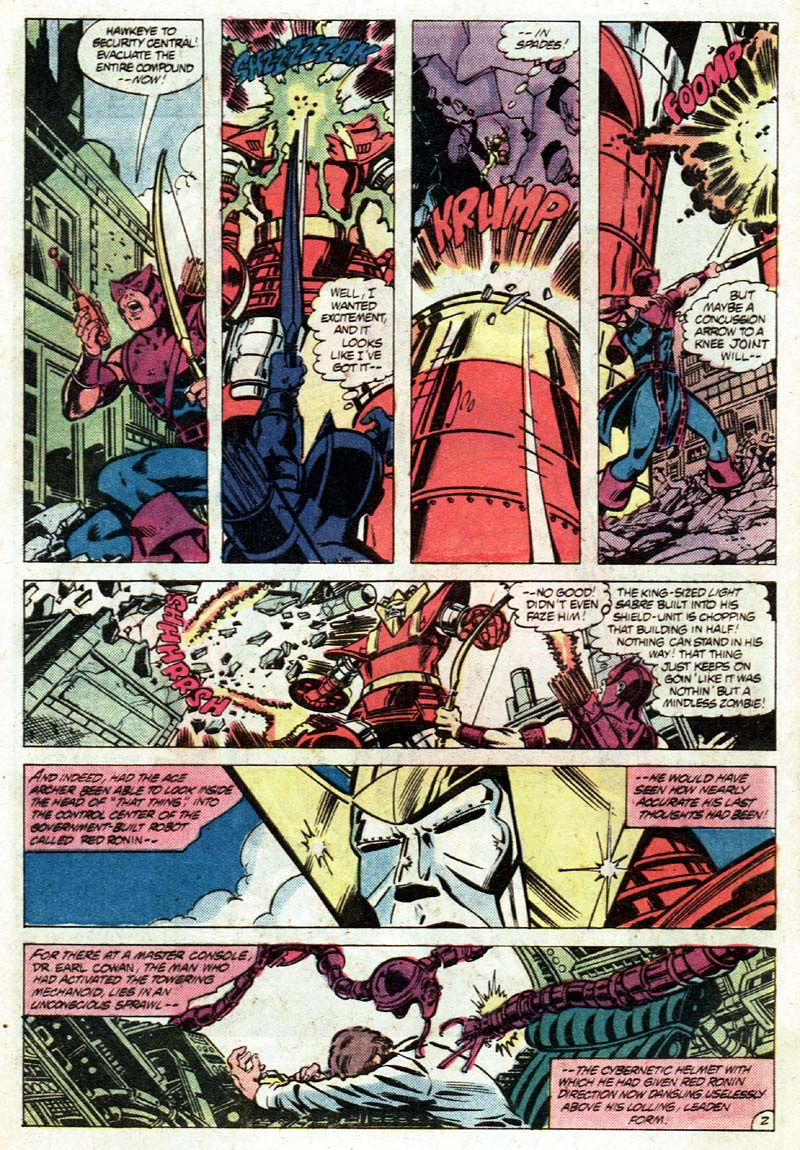 The Avengers (1963) 199 Page 2