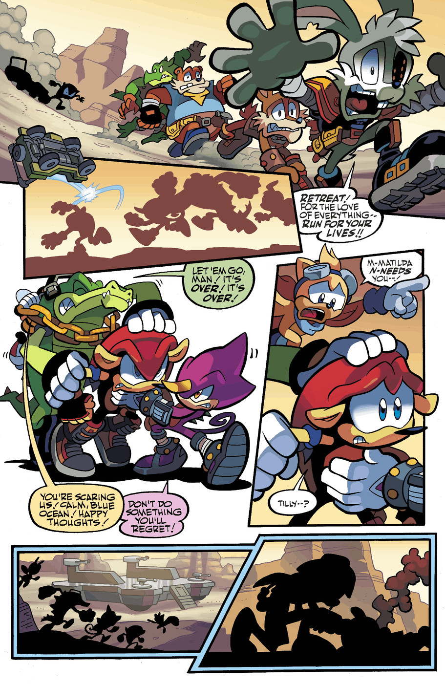 Read online Sonic Universe comic -  Issue #49 - 18