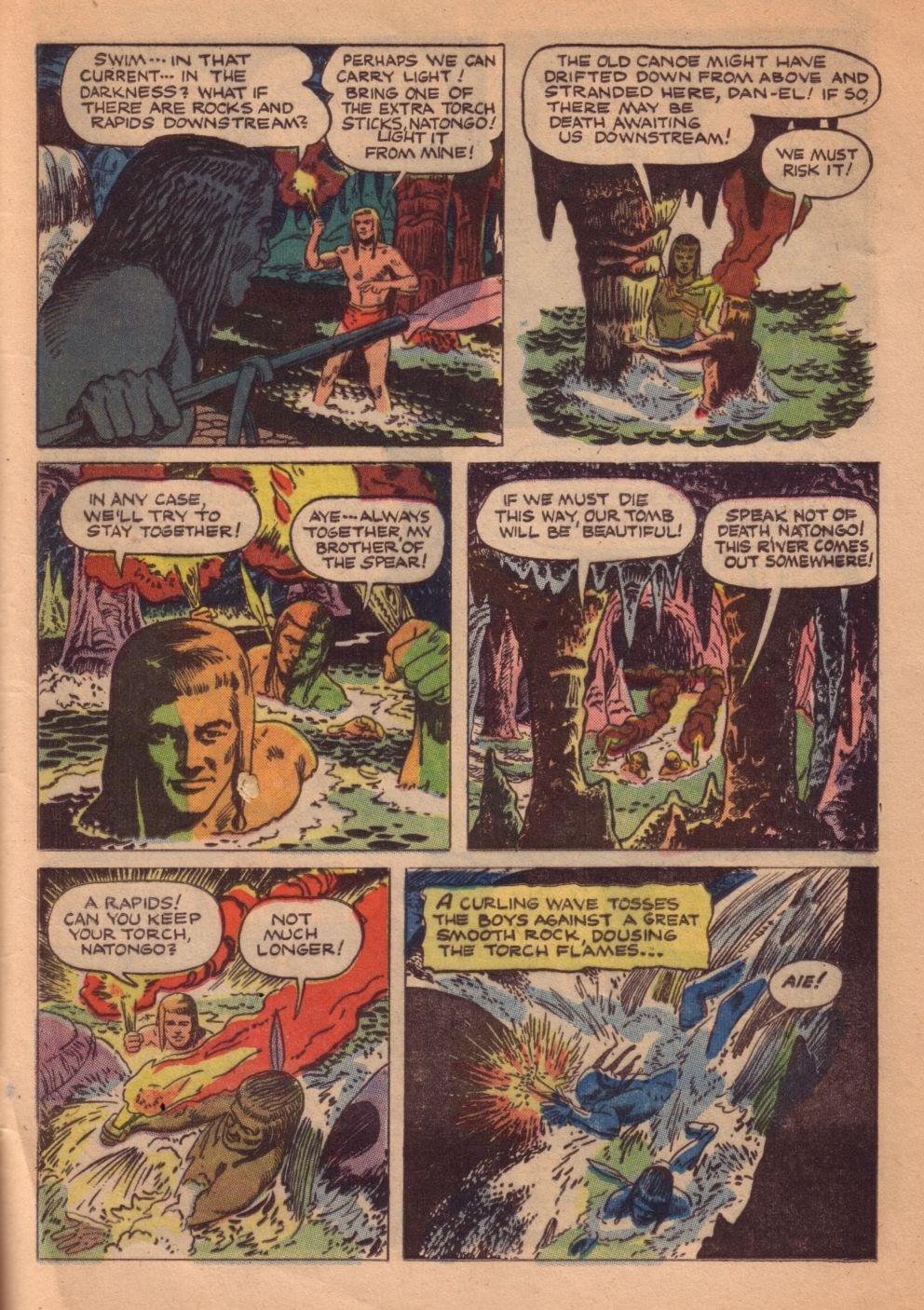 Tarzan (1948) issue 55 - Page 45