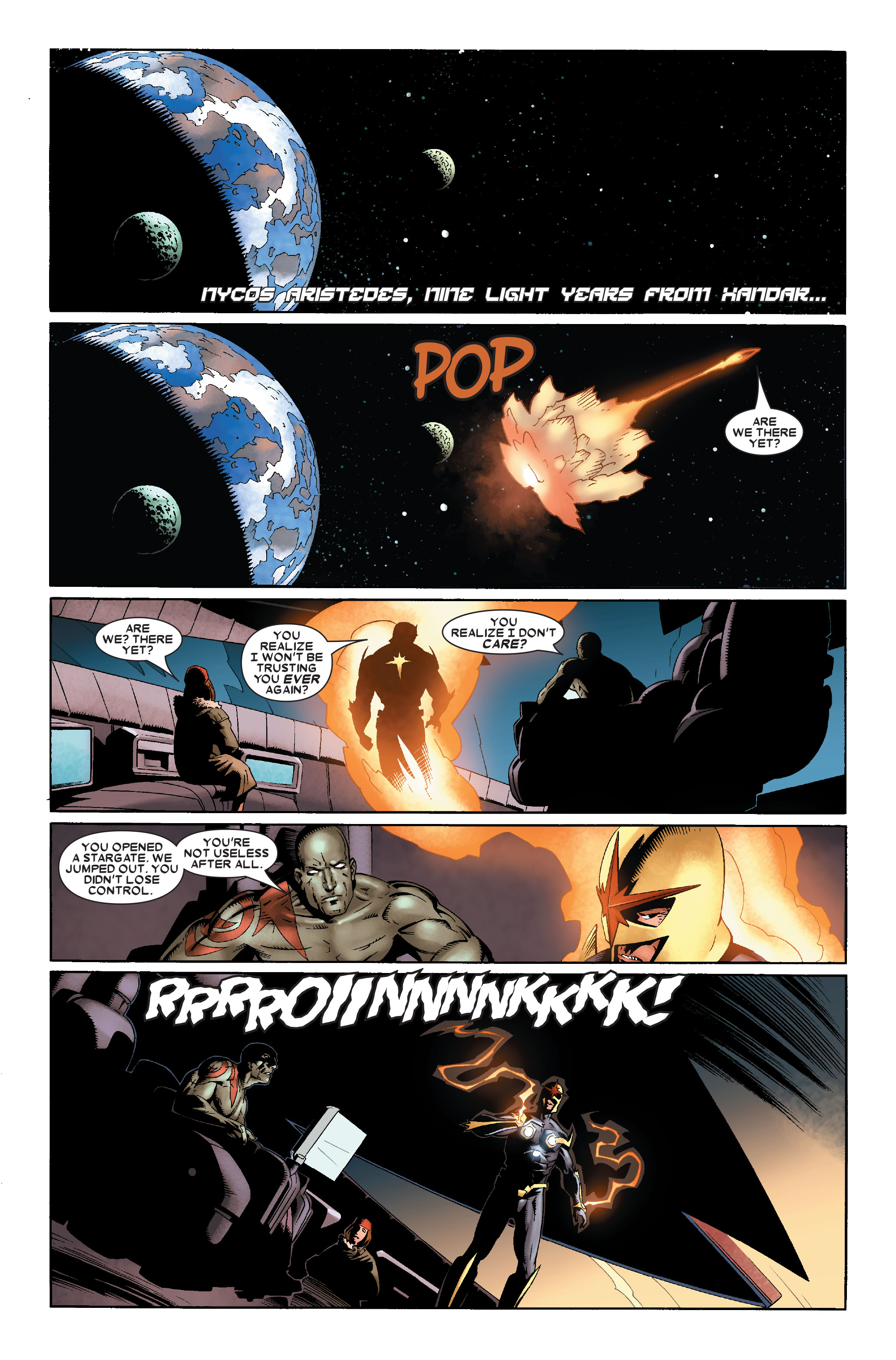 Read online Annihilation: Nova comic -  Issue #2 - 20