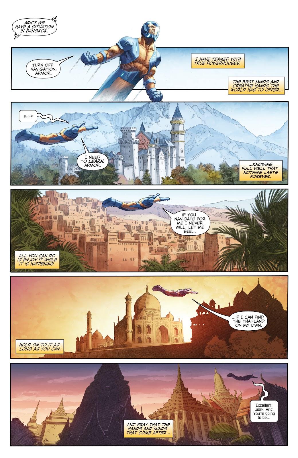 Read online X-O Manowar (2017) comic -  Issue #26 - 14