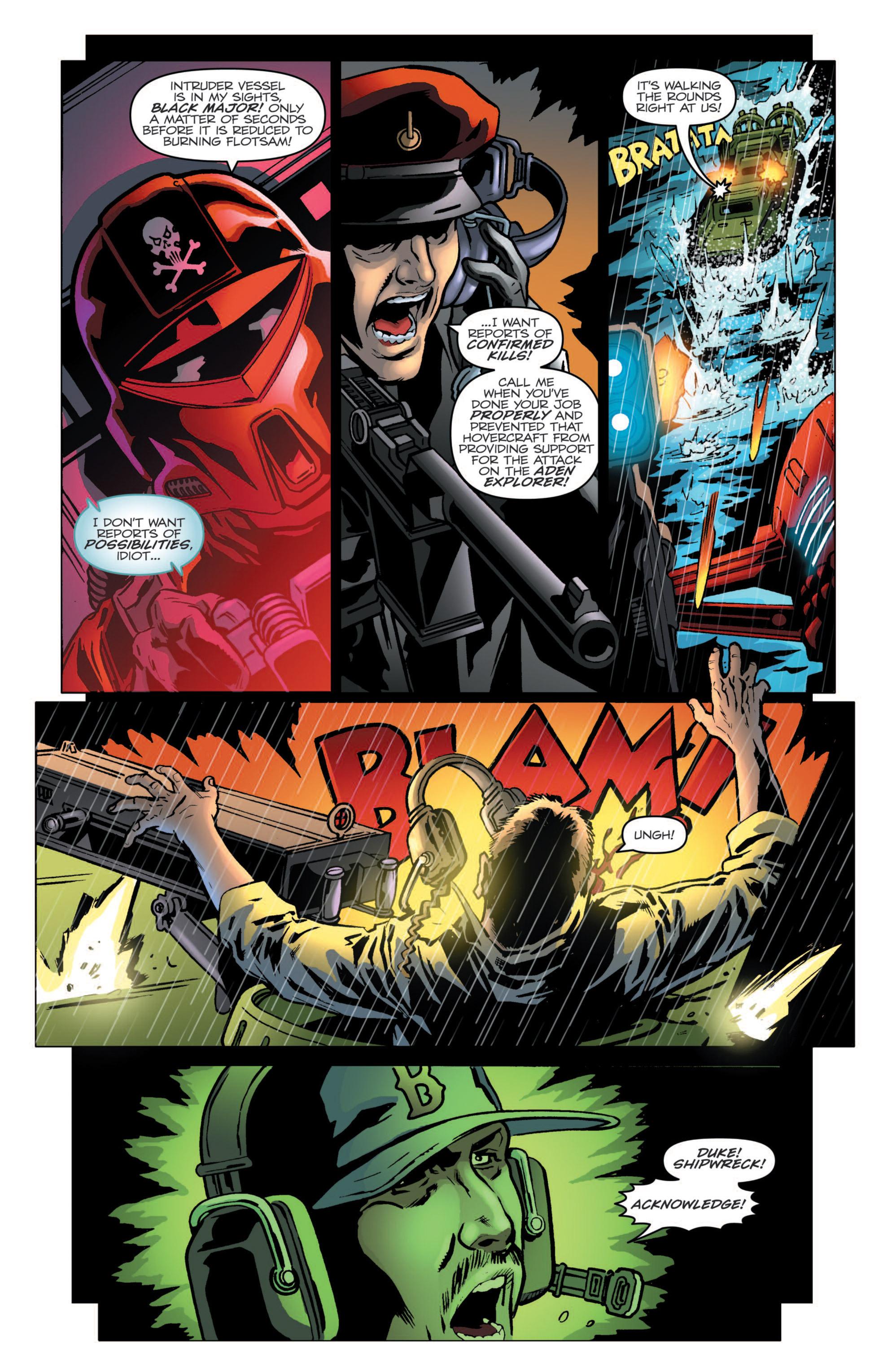 G.I. Joe: A Real American Hero 189 Page 3