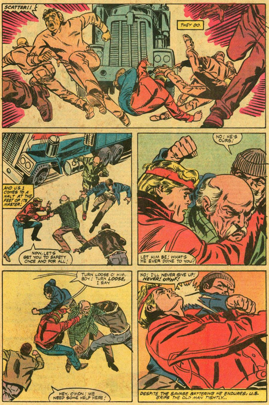 Read online U.S. 1 comic -  Issue #3 - 22