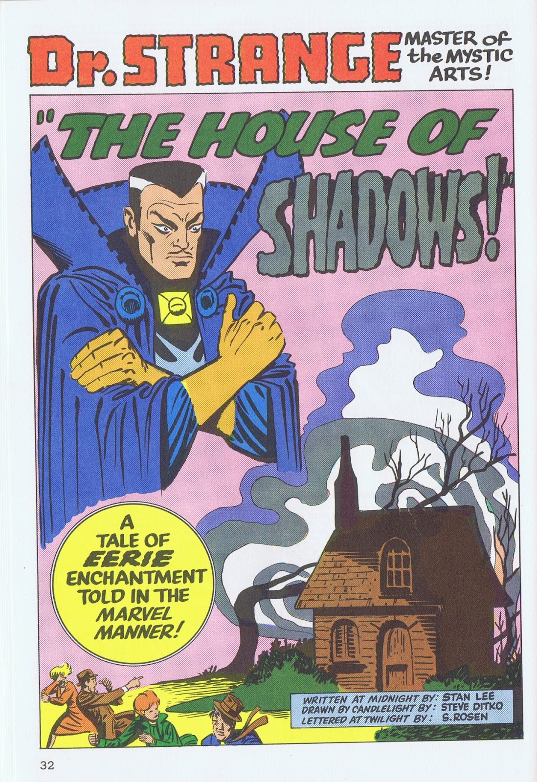 Doctor Strange: Master of the Mystic Arts issue TPB - Page 30