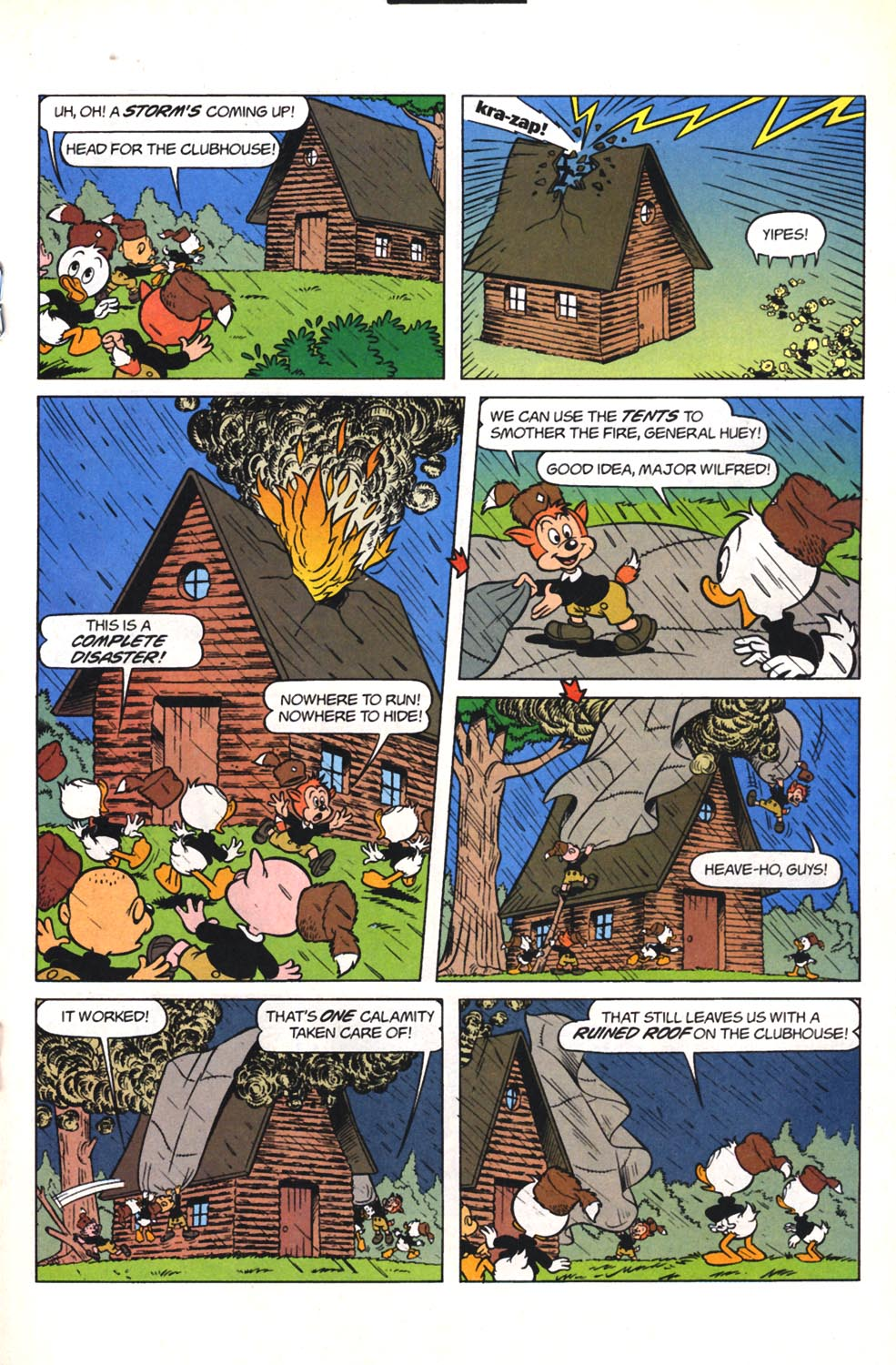 Read online Uncle Scrooge (1953) comic -  Issue #305 - 17
