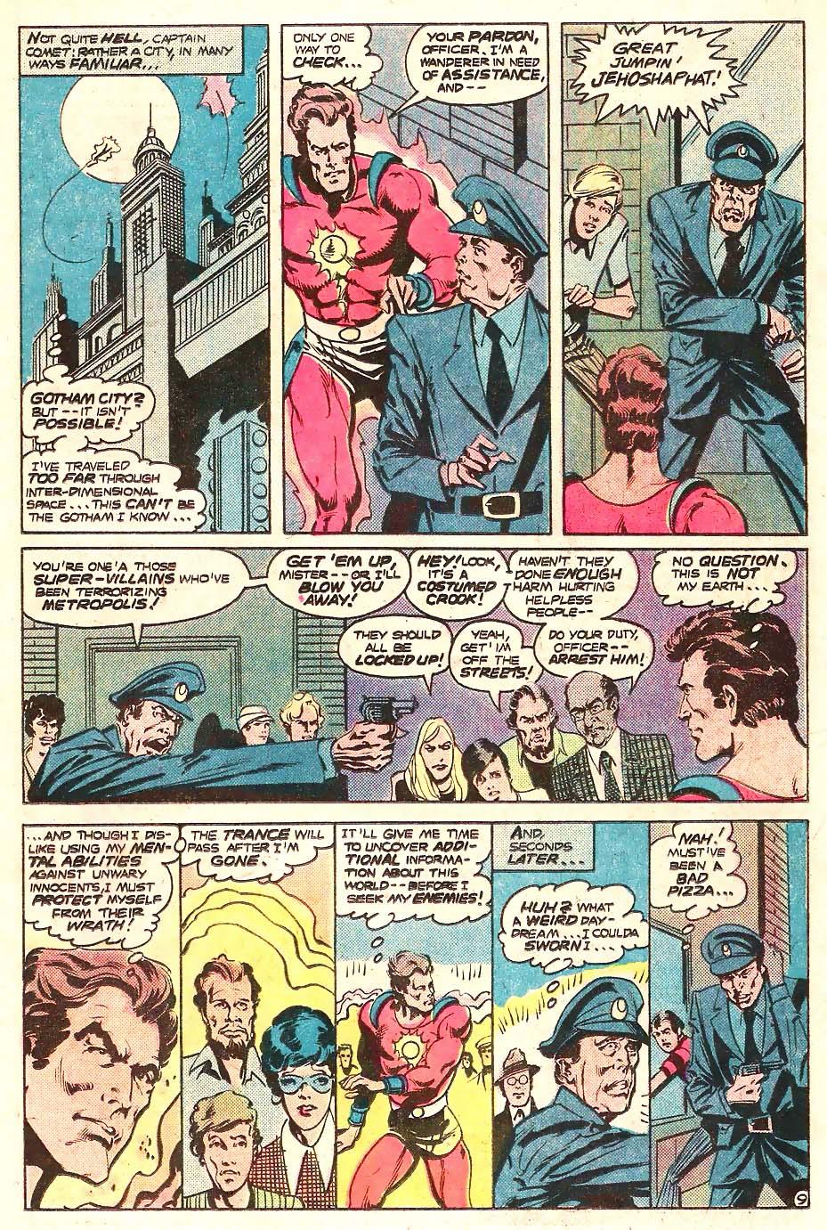 Read online Secret Society of Super-Villains comic -  Issue #13 - 10
