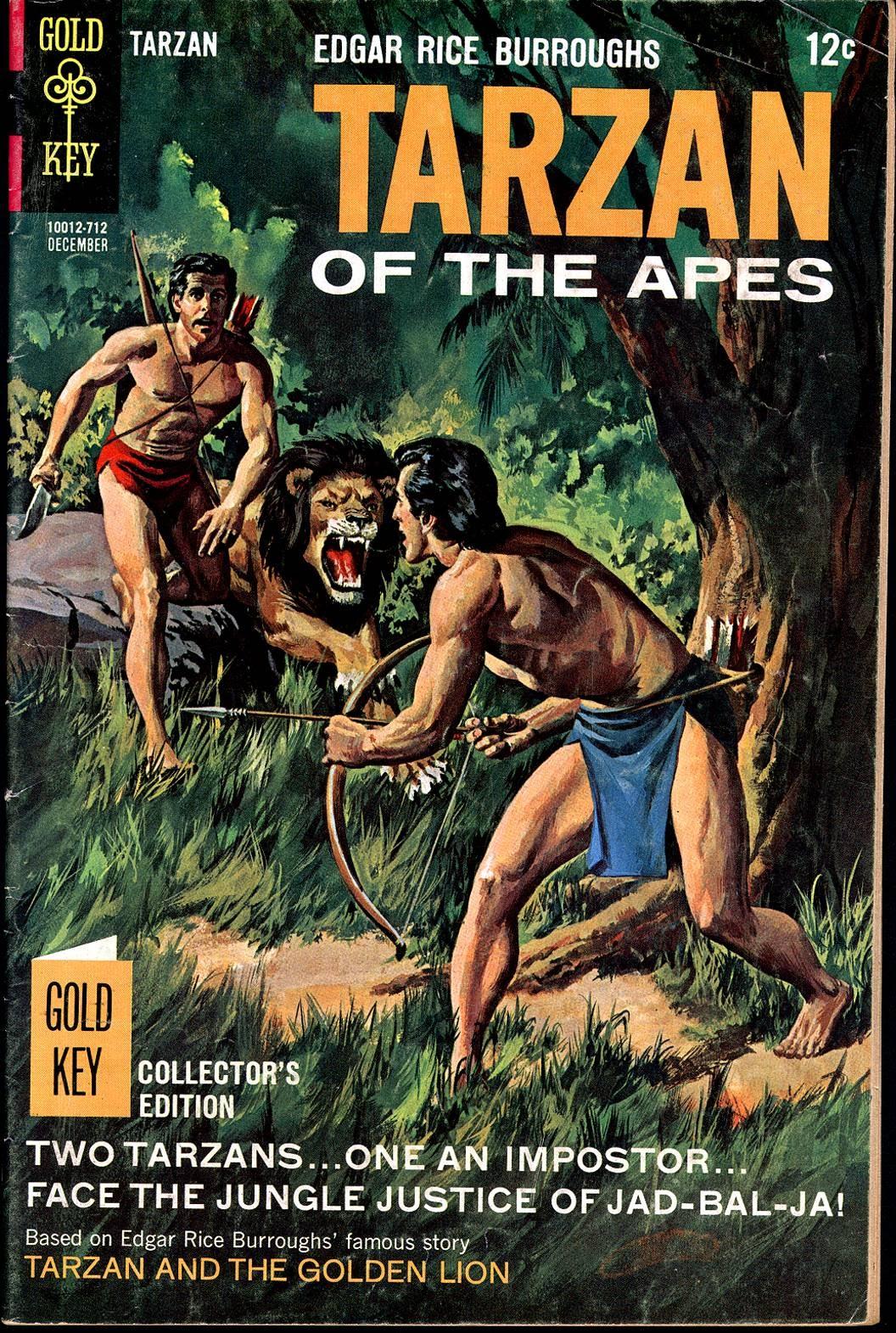 Tarzan (1962) issue 173 - Page 1