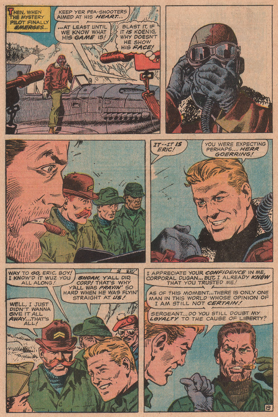 Read online Sgt. Fury comic -  Issue #79 - 28