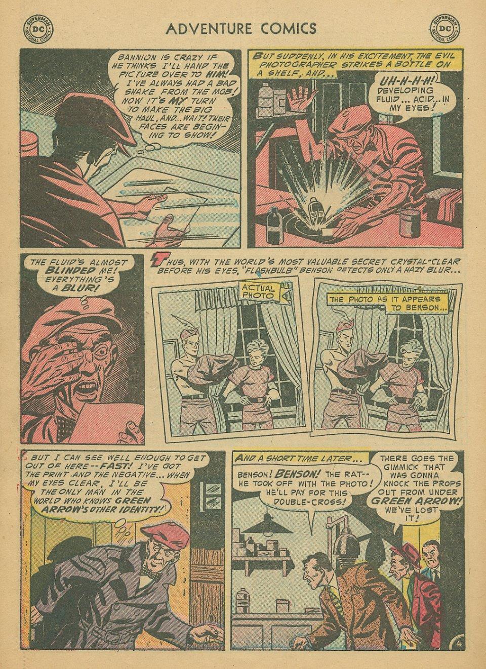 Read online Adventure Comics (1938) comic -  Issue #205 - 31
