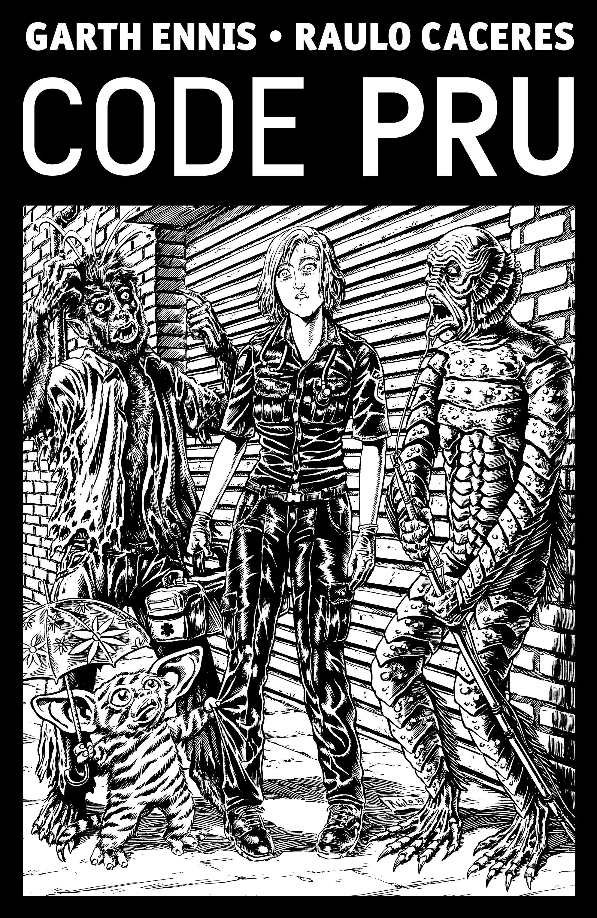 Read online Alan Moore's Cinema Purgatorio comic -  Issue #1 - 13