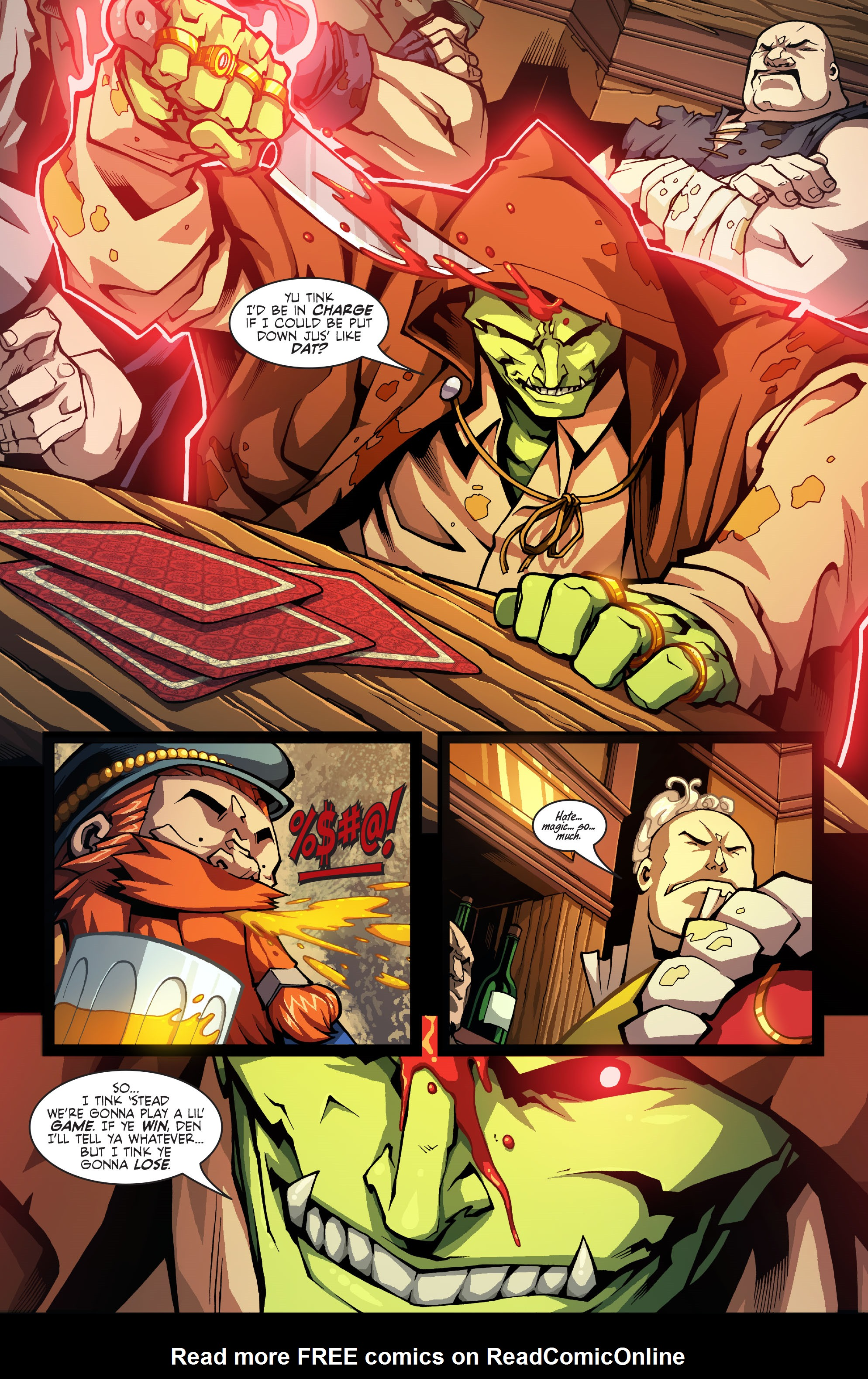 Read online Skullkickers comic -  Issue #8 - 19