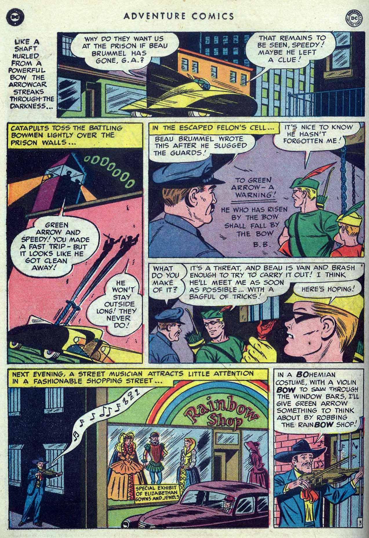 Read online Adventure Comics (1938) comic -  Issue #149 - 32