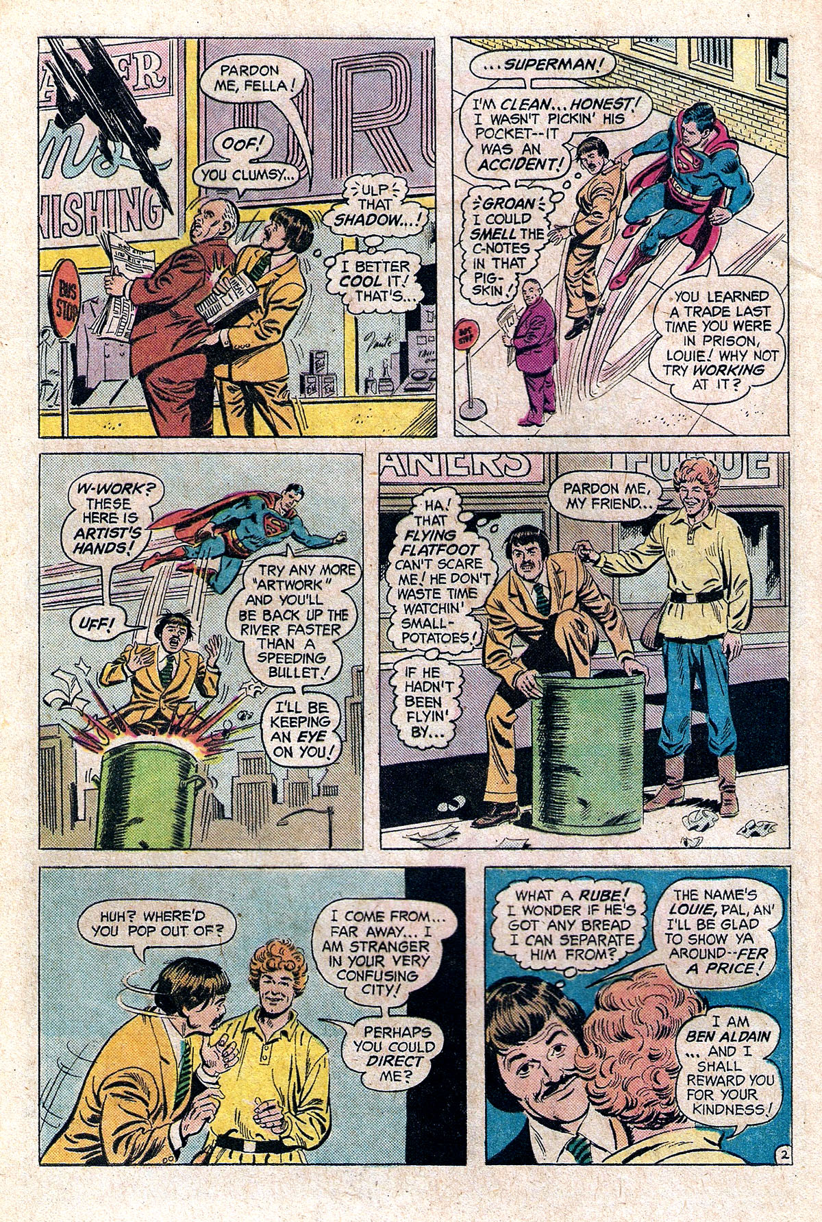 Read online Action Comics (1938) comic -  Issue #451 - 4