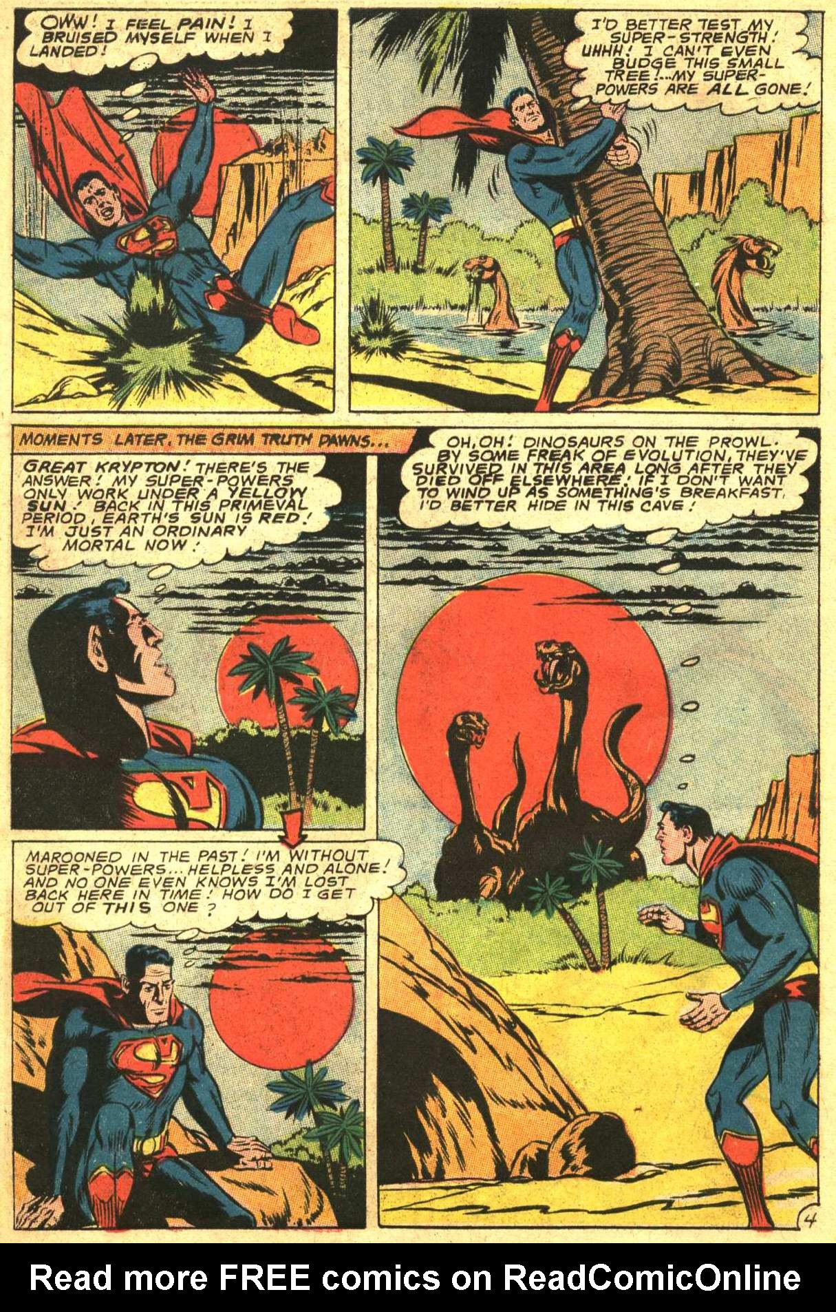 Read online Action Comics (1938) comic -  Issue #350 - 6