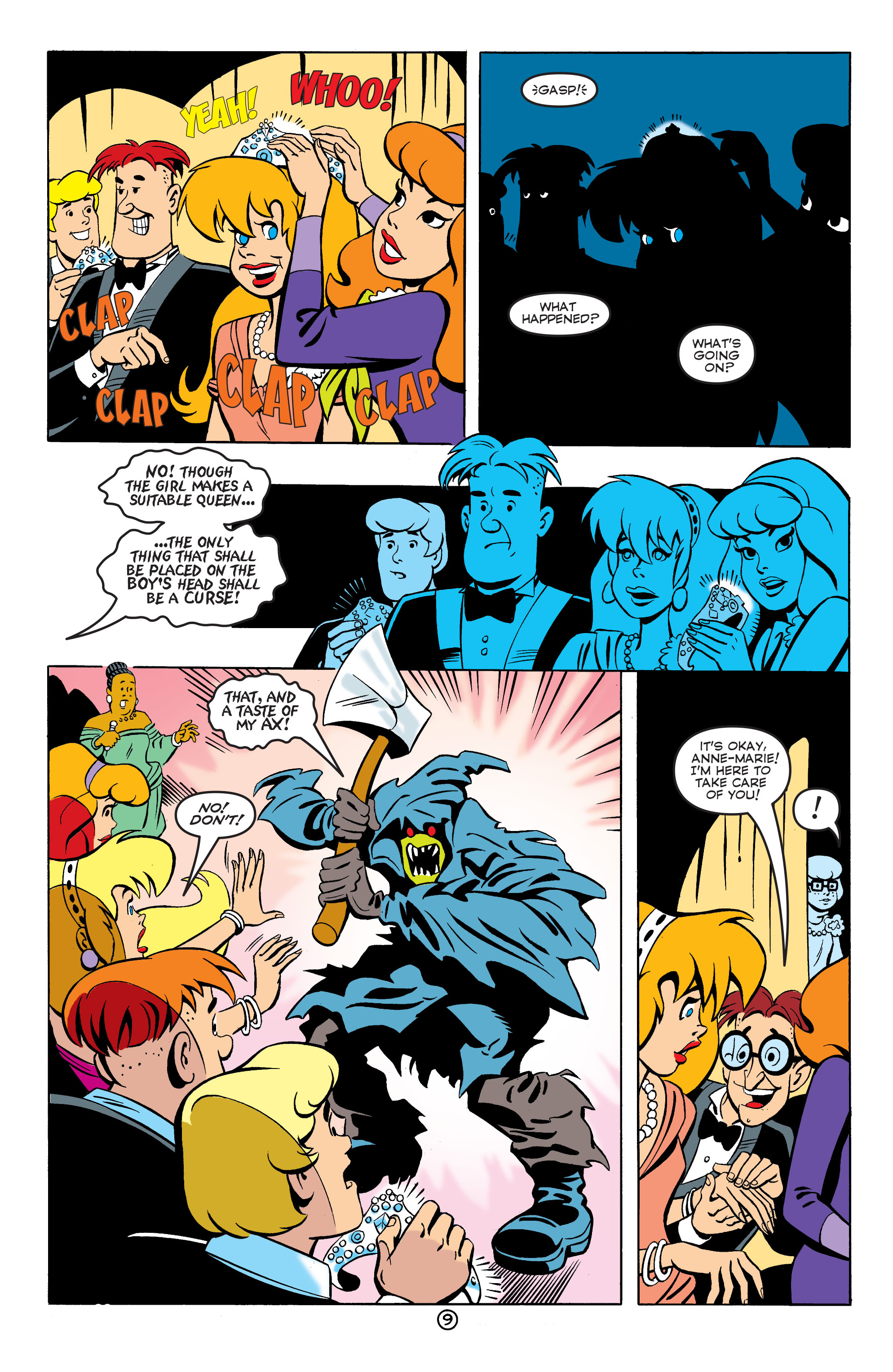Read online Scooby-Doo (1997) comic -  Issue #53 - 10