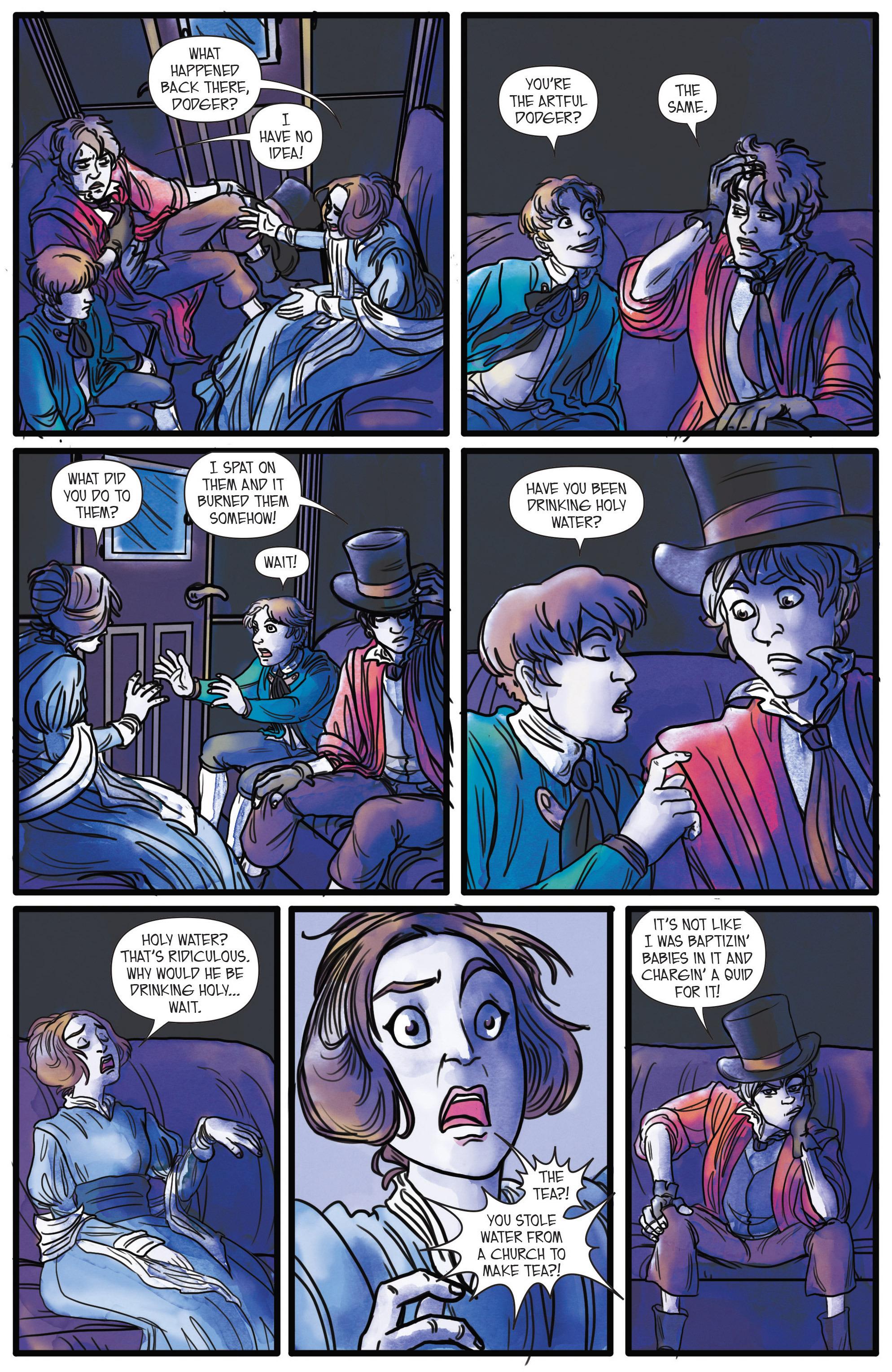 Read online Artful comic -  Issue #2 - 11