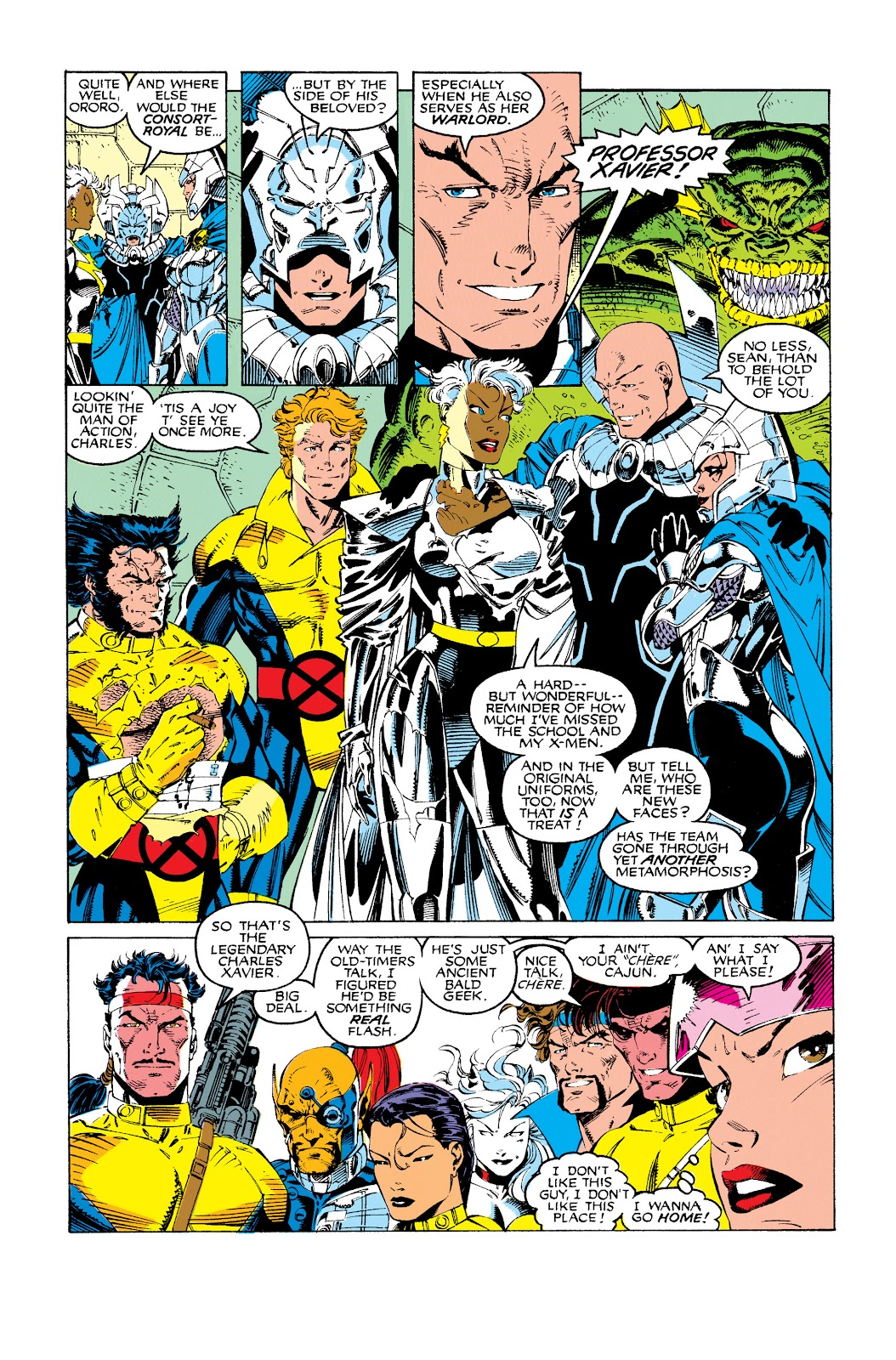Uncanny X-Men (1963) issue 275 - Page 13