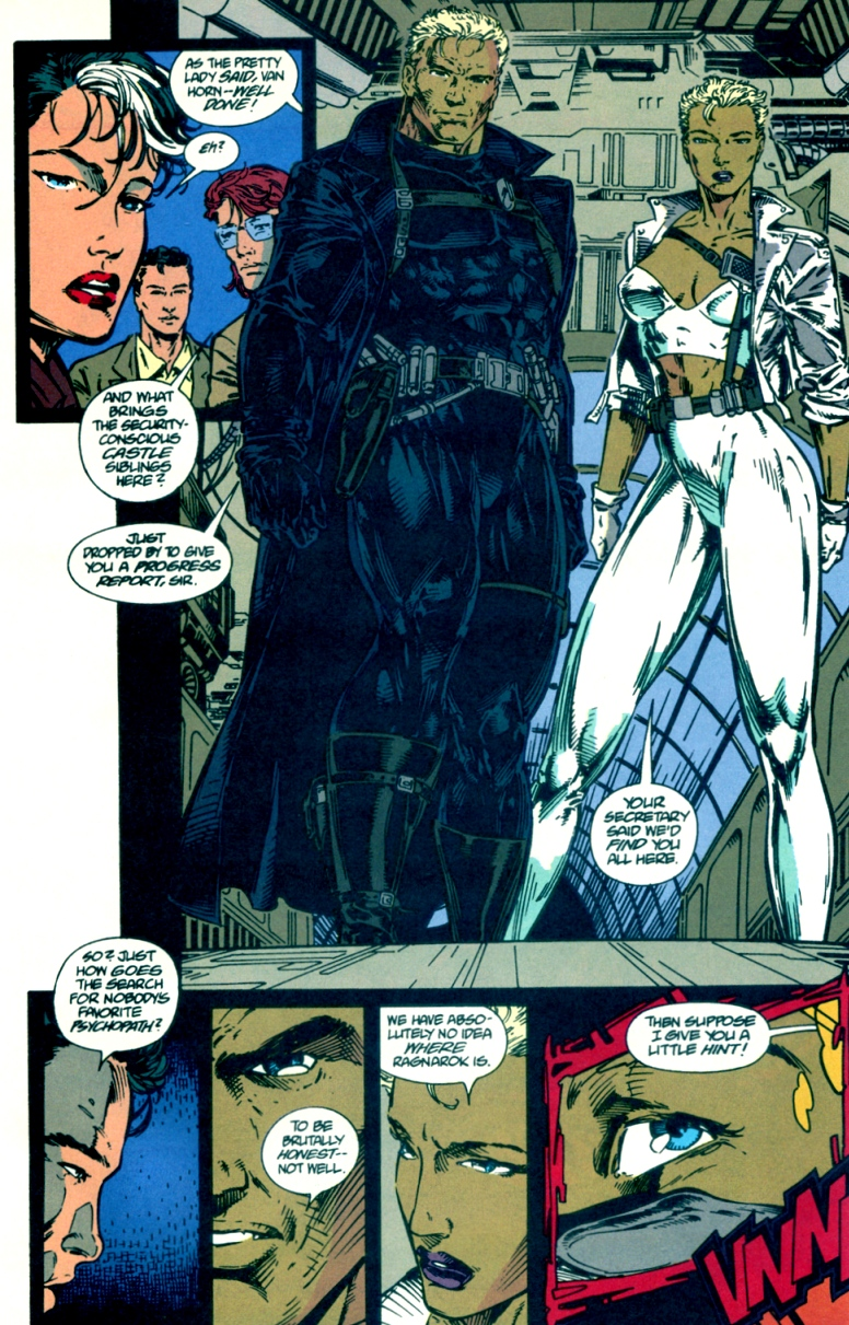 Read online Gunfire comic -  Issue #12 - 15